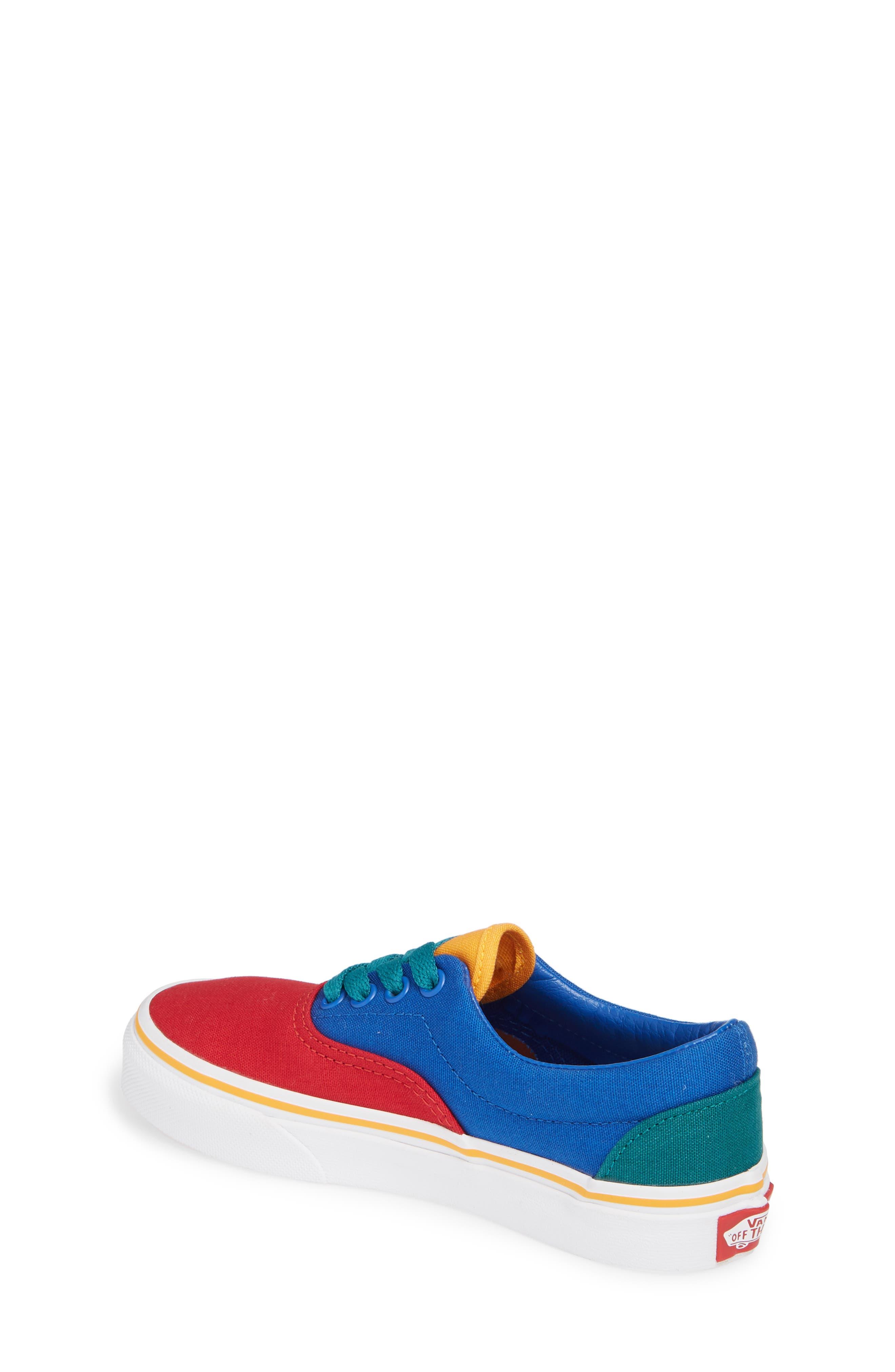 'Era' Sneaker,                             Alternate thumbnail 2, color,                             LAPIS BLUE/ TRUE WHITE