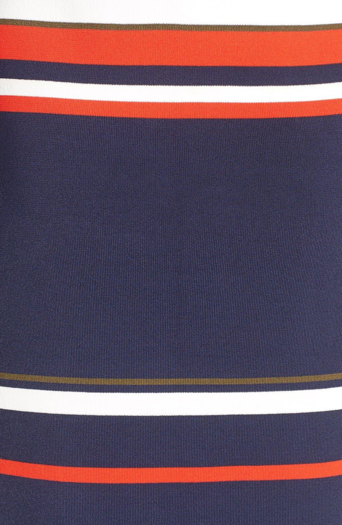 Sleeveless Mock Neck Knit Dress,                             Alternate thumbnail 31, color,