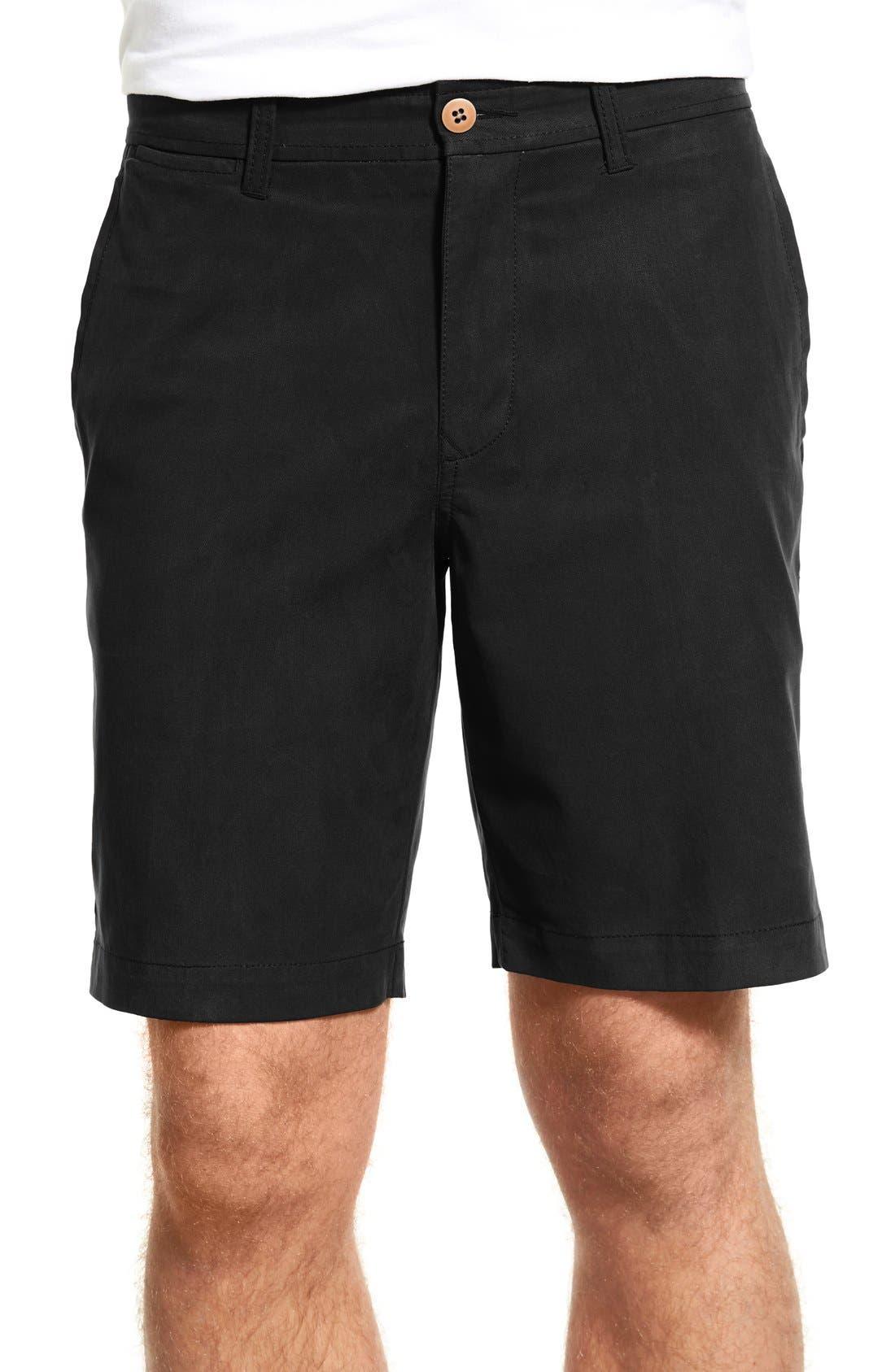'Offshore' Flat Front Shorts,                             Main thumbnail 2, color,