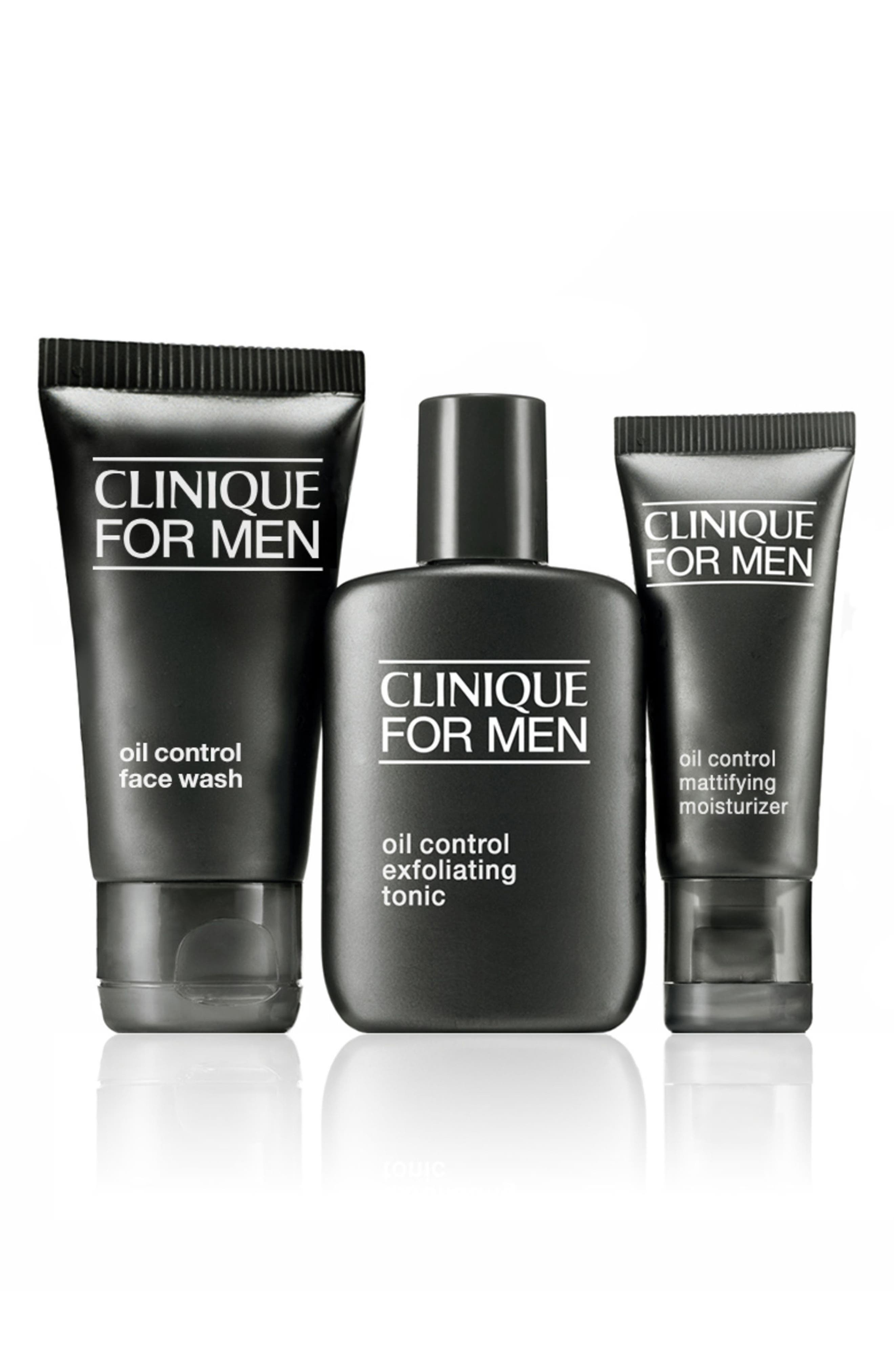 for Men Oil Control Mattifying Moisturizer,                             Alternate thumbnail 2, color,                             000