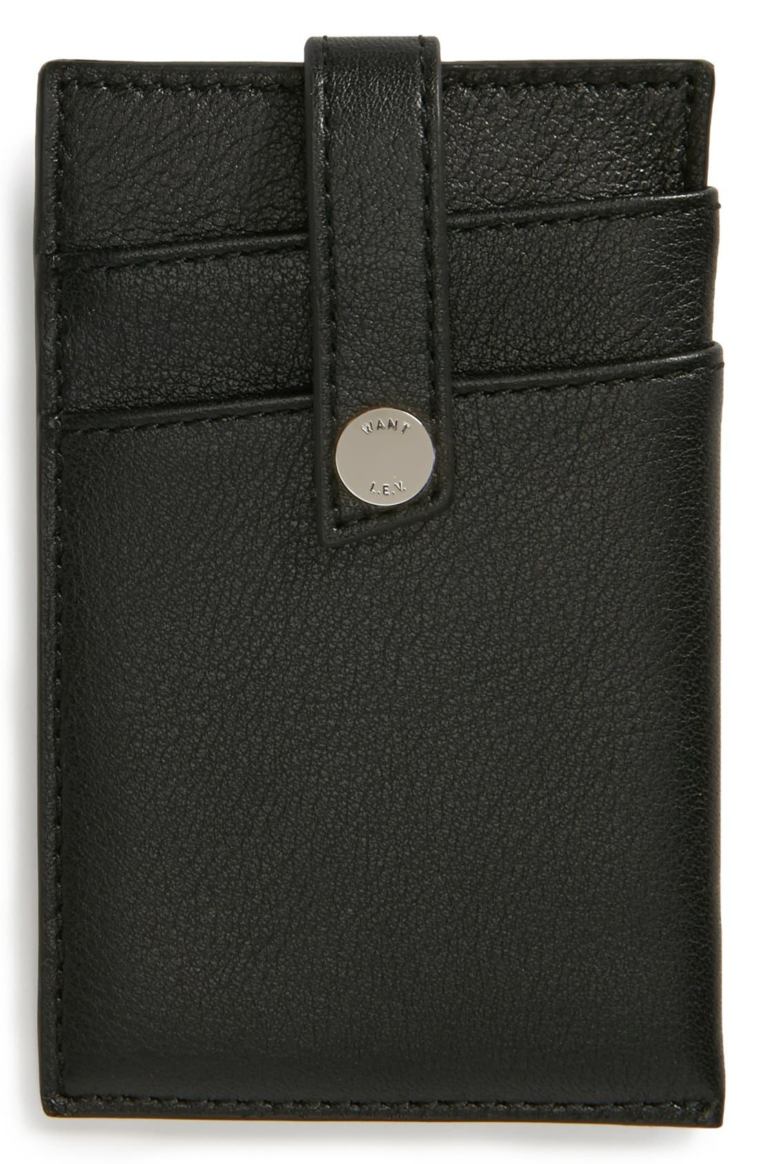 Kennedy Money Clip Wallet,                         Main,                         color, 001
