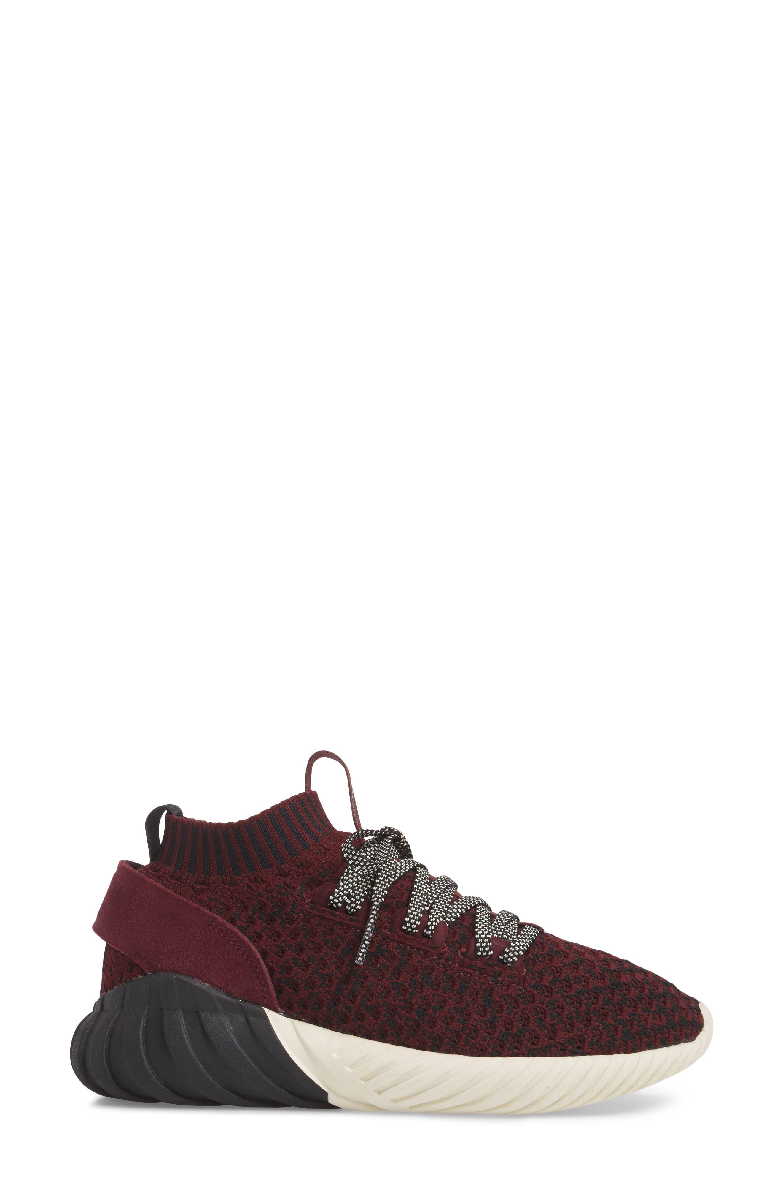 Tubular Doom Sock Primeknit Sneaker,                             Alternate thumbnail 15, color,