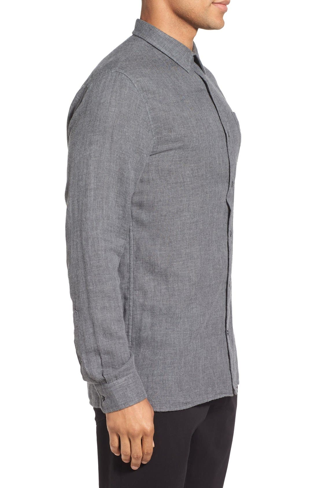 'Melrose' Sport Shirt,                             Alternate thumbnail 5, color,                             020
