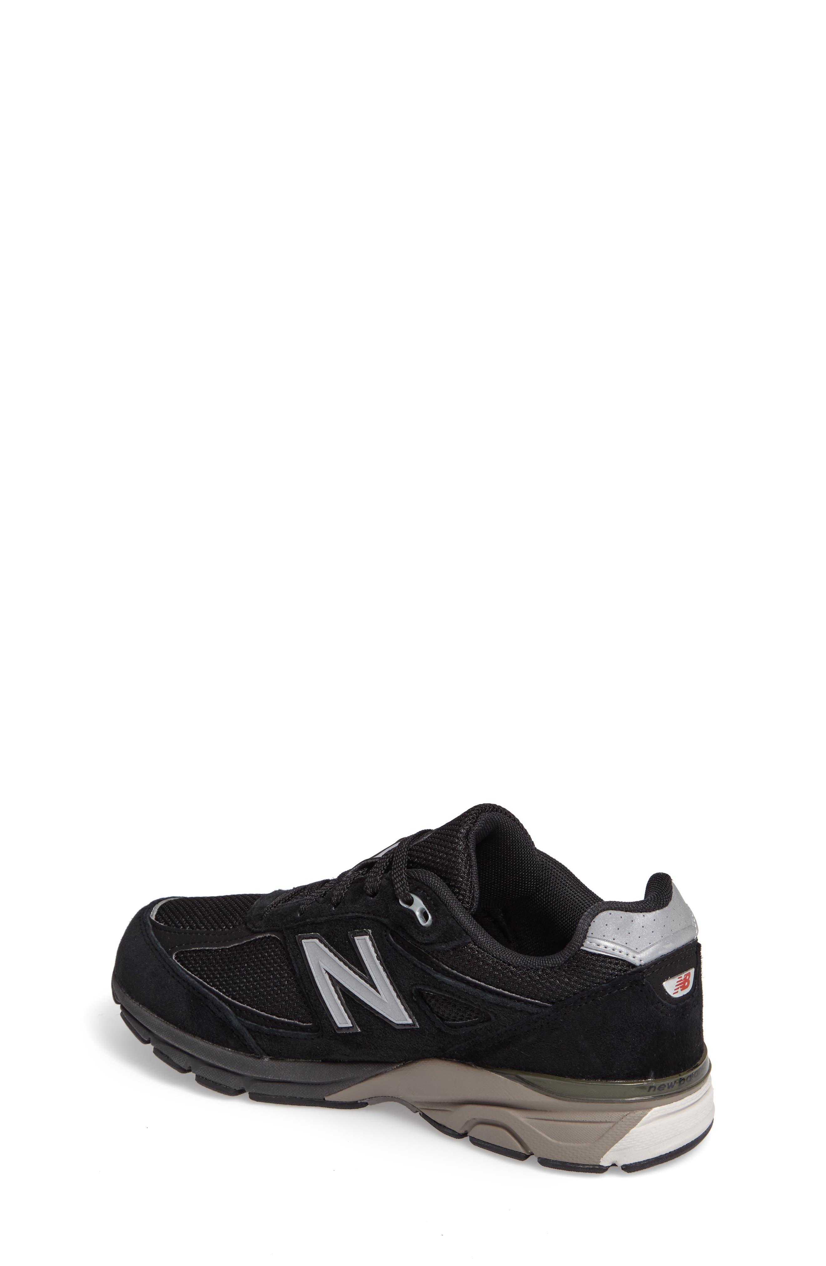 990v4 Sneaker,                             Alternate thumbnail 2, color,                             001