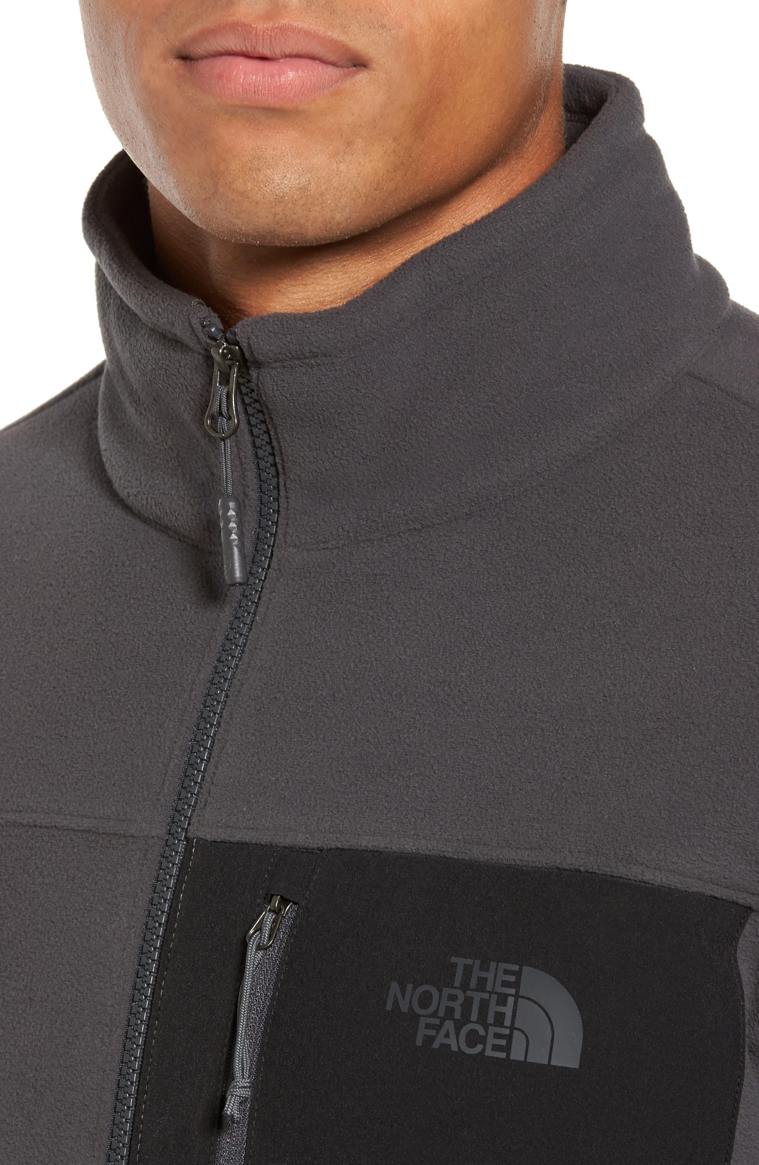 'Chimborazo' Zip Front Fleece Jacket,                             Alternate thumbnail 32, color,