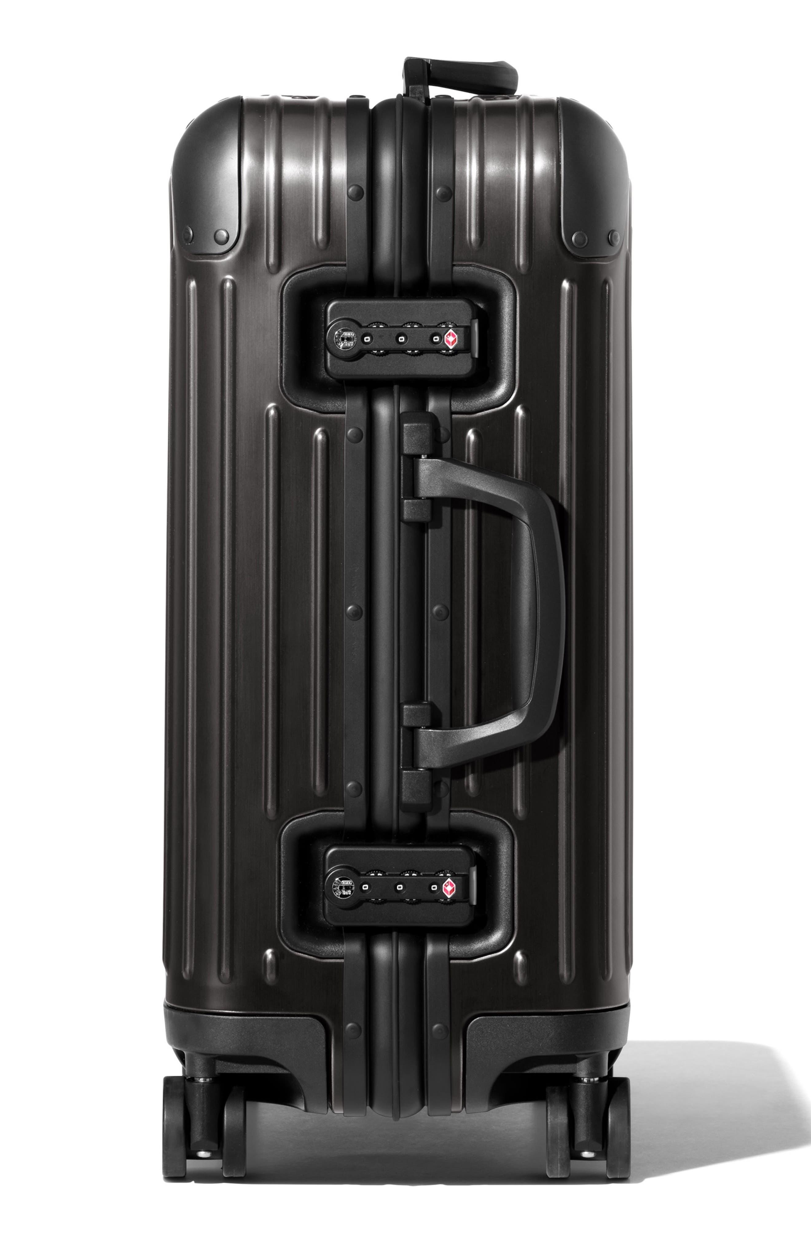 Original Cabin 22-Inch Packing Case,                             Alternate thumbnail 2, color,                             BLACK