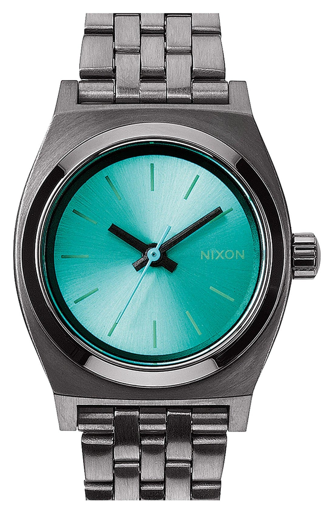 'The Small Time Teller' Bracelet Watch, 26mm,                             Main thumbnail 2, color,