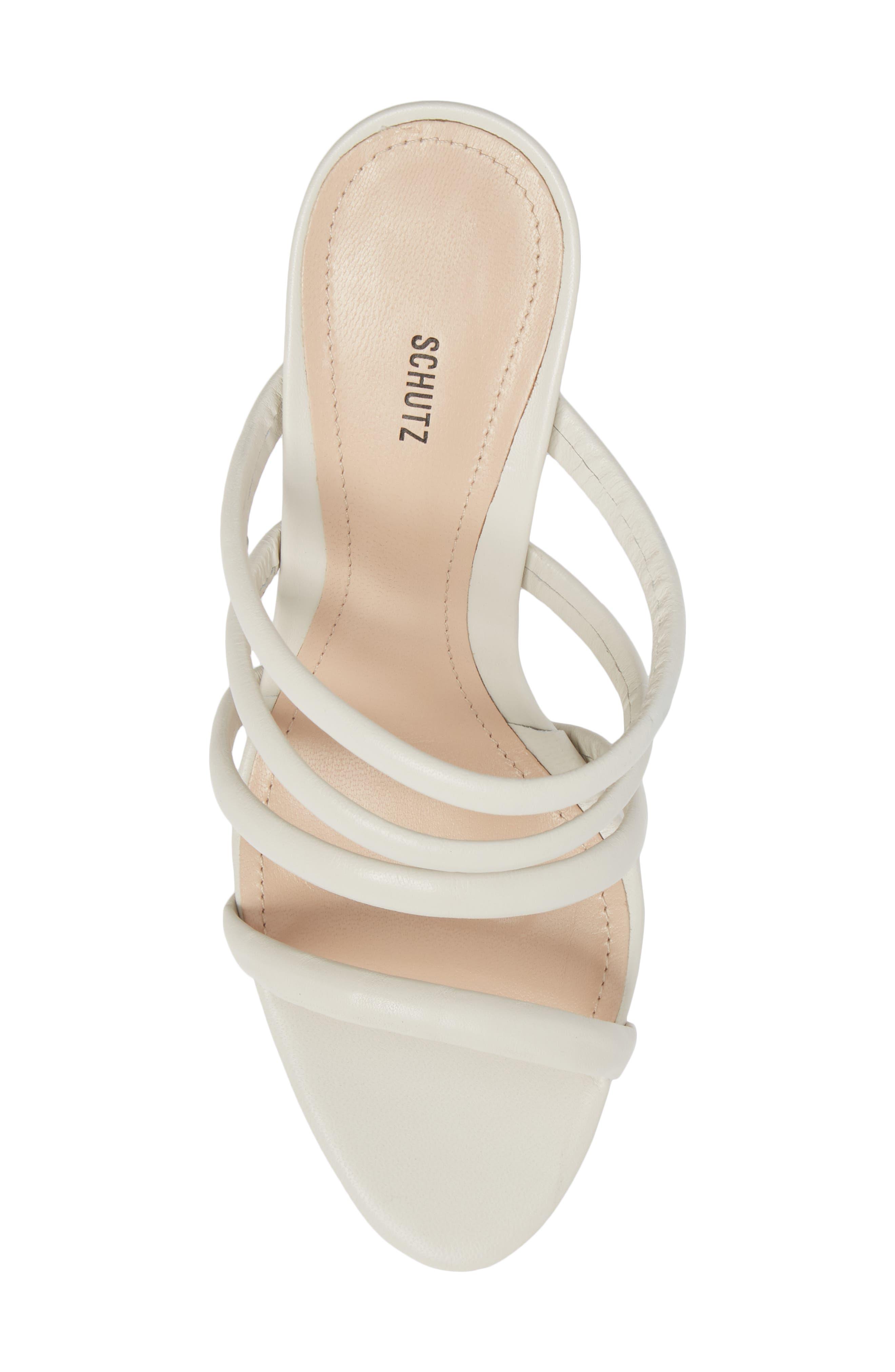 Felisa Block Heel Sandal,                             Alternate thumbnail 5, color,                             100