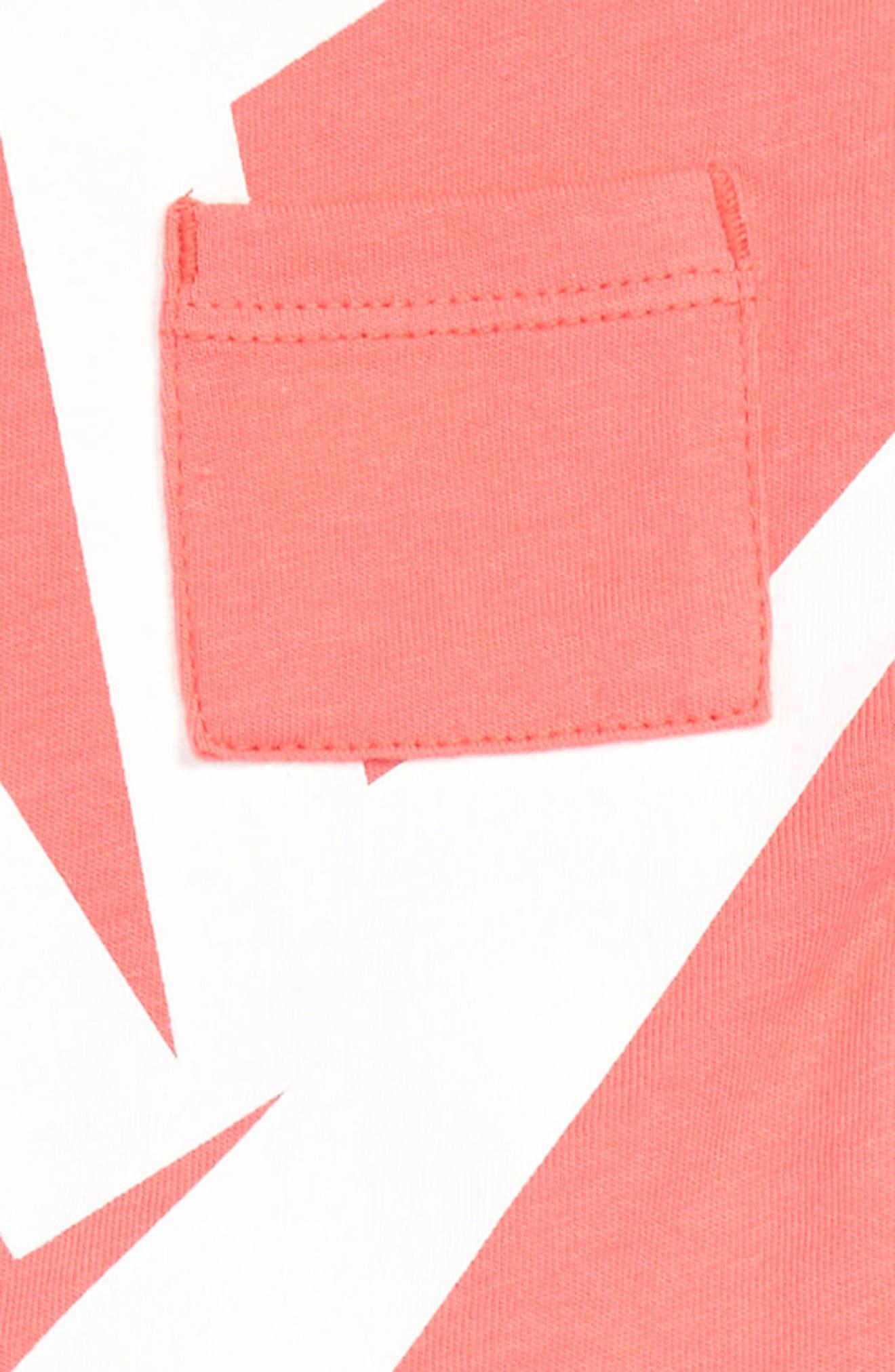 Futura Dress & Capri Leggings Set,                             Alternate thumbnail 2, color,                             100