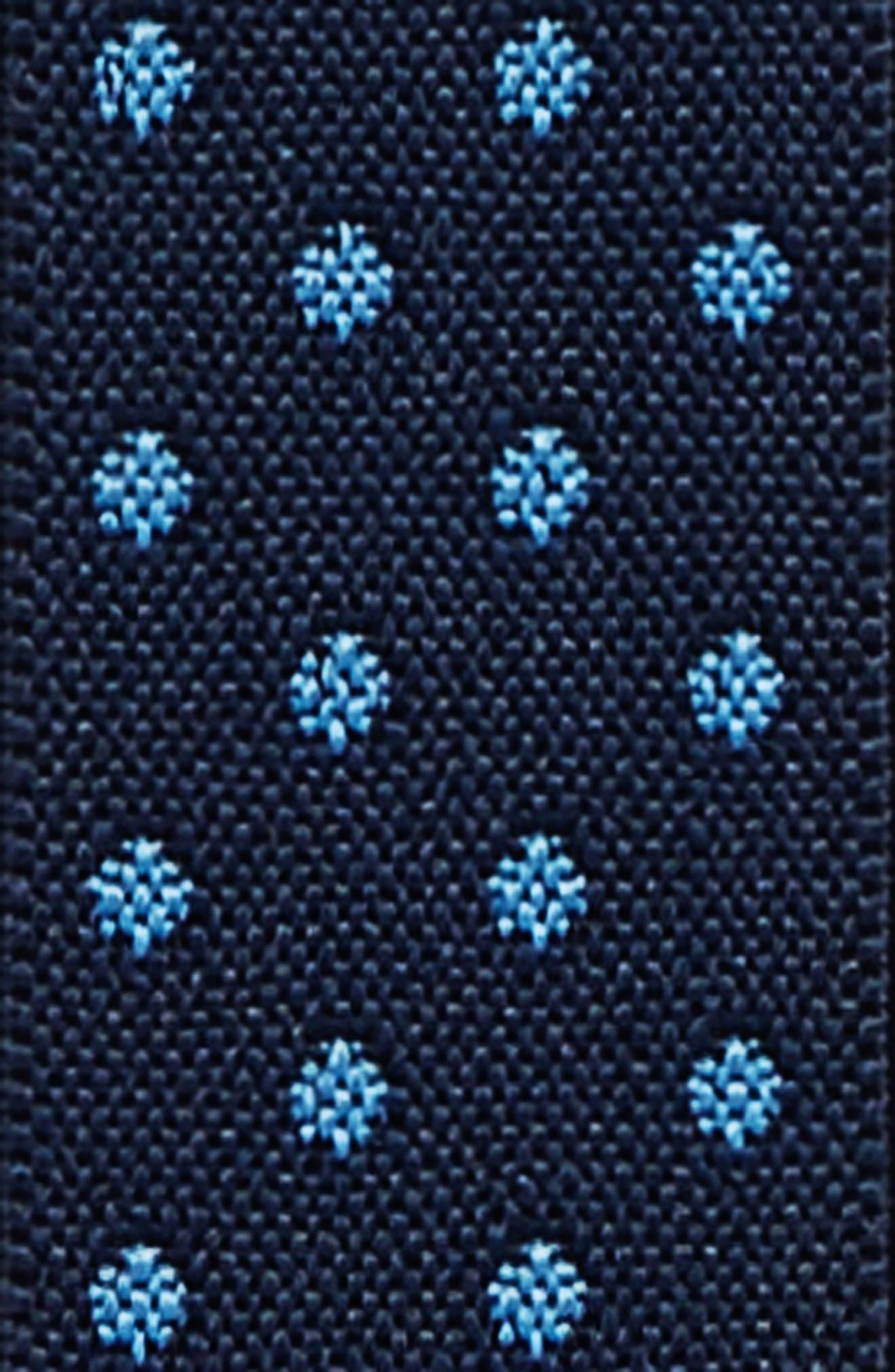 Woven Dot Suspenders,                             Alternate thumbnail 2, color,                             NAVY/ BLUE