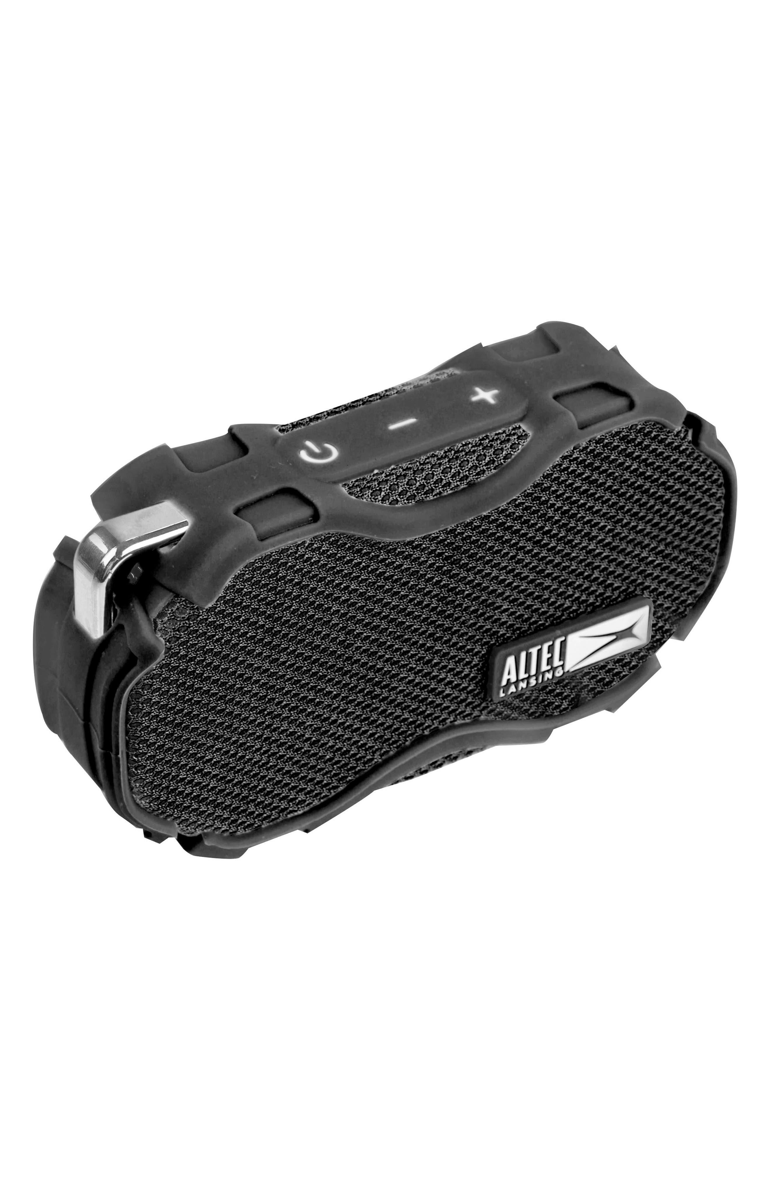 Baby Boom Waterproof Wireless Speaker,                             Alternate thumbnail 3, color,                             BLACK