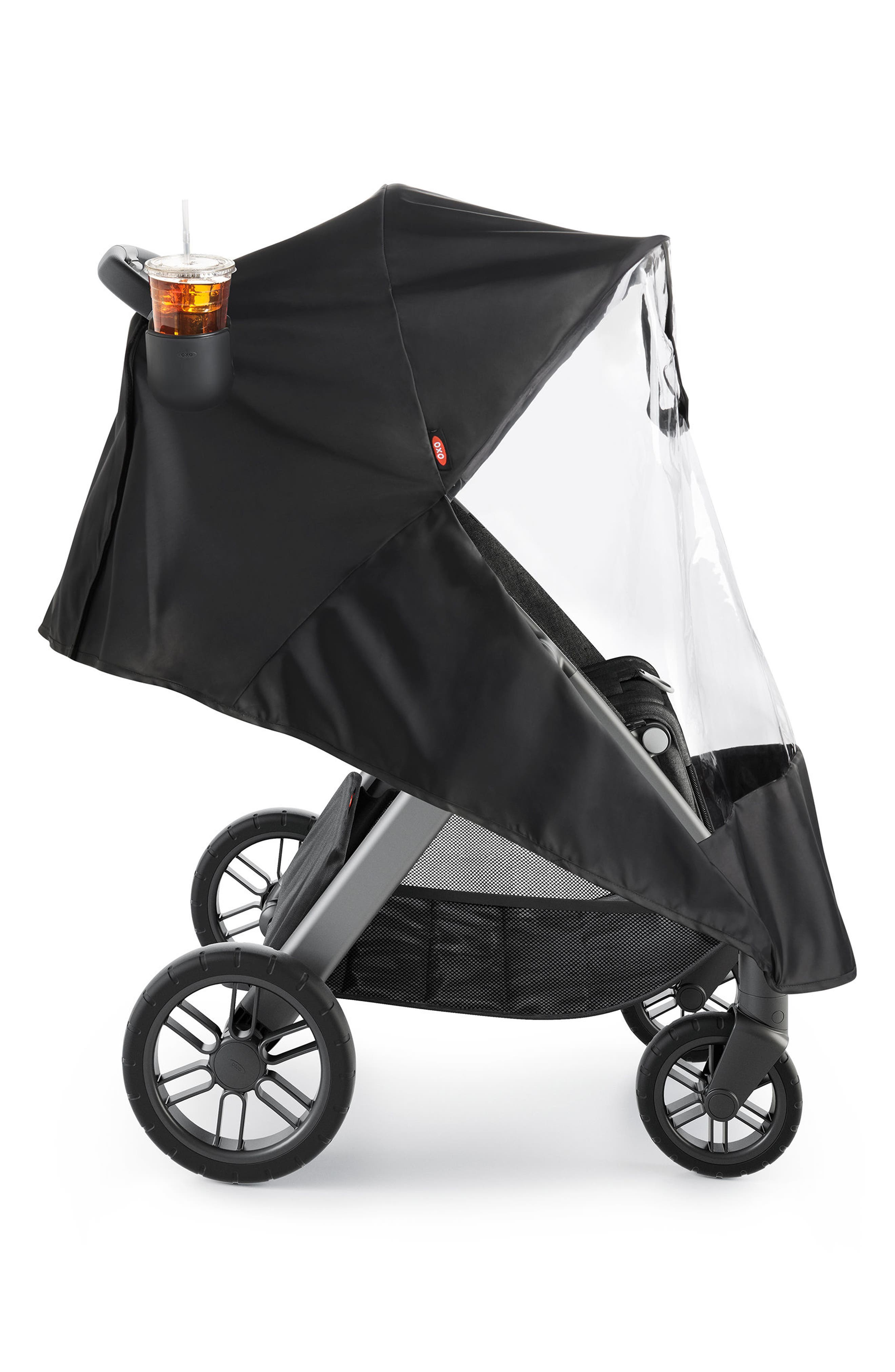 Cubby+ Stroller,                             Alternate thumbnail 11, color,                             HEATHER GRAY