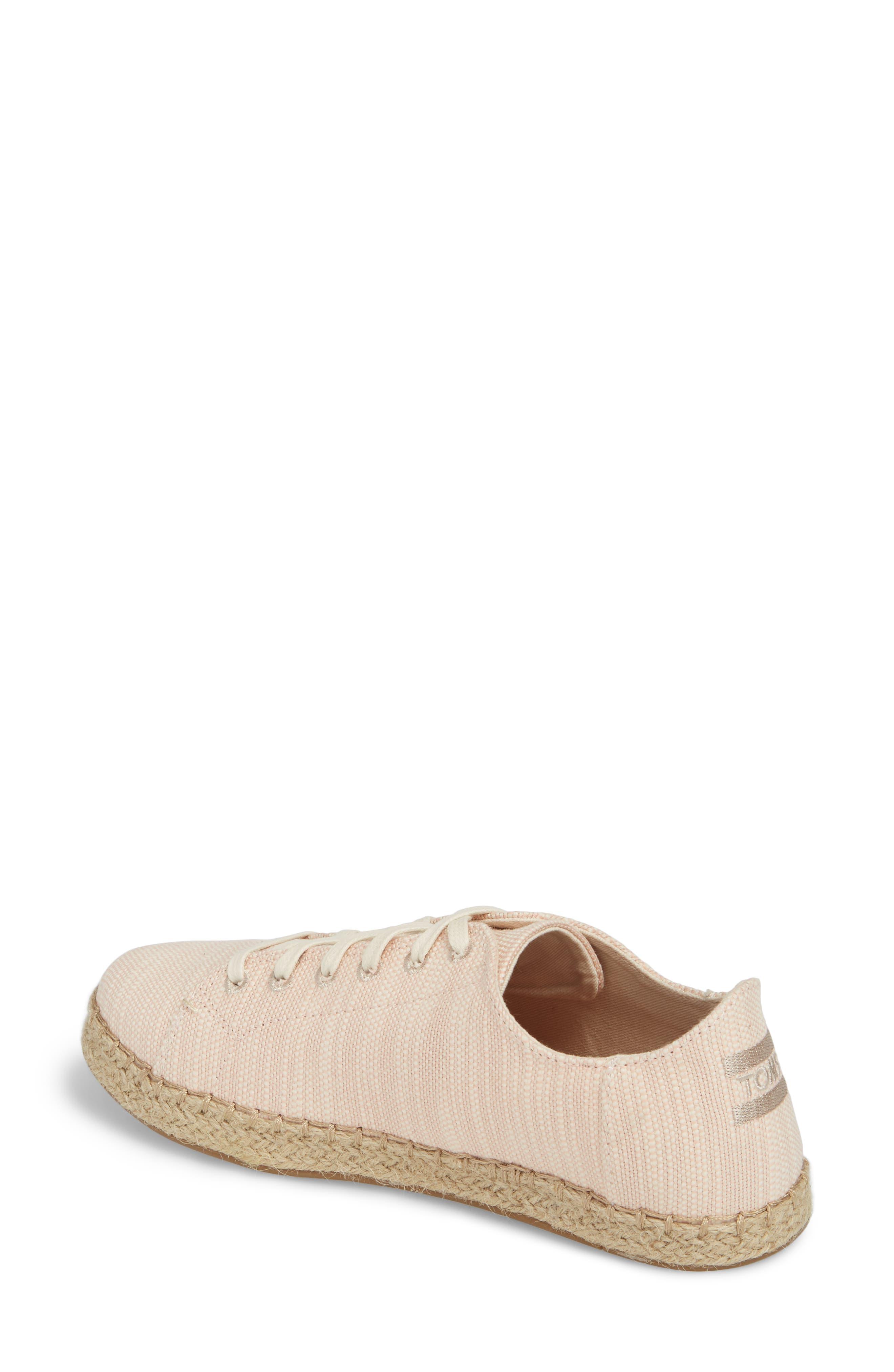 Lena Espadrille Sneaker,                             Alternate thumbnail 8, color,