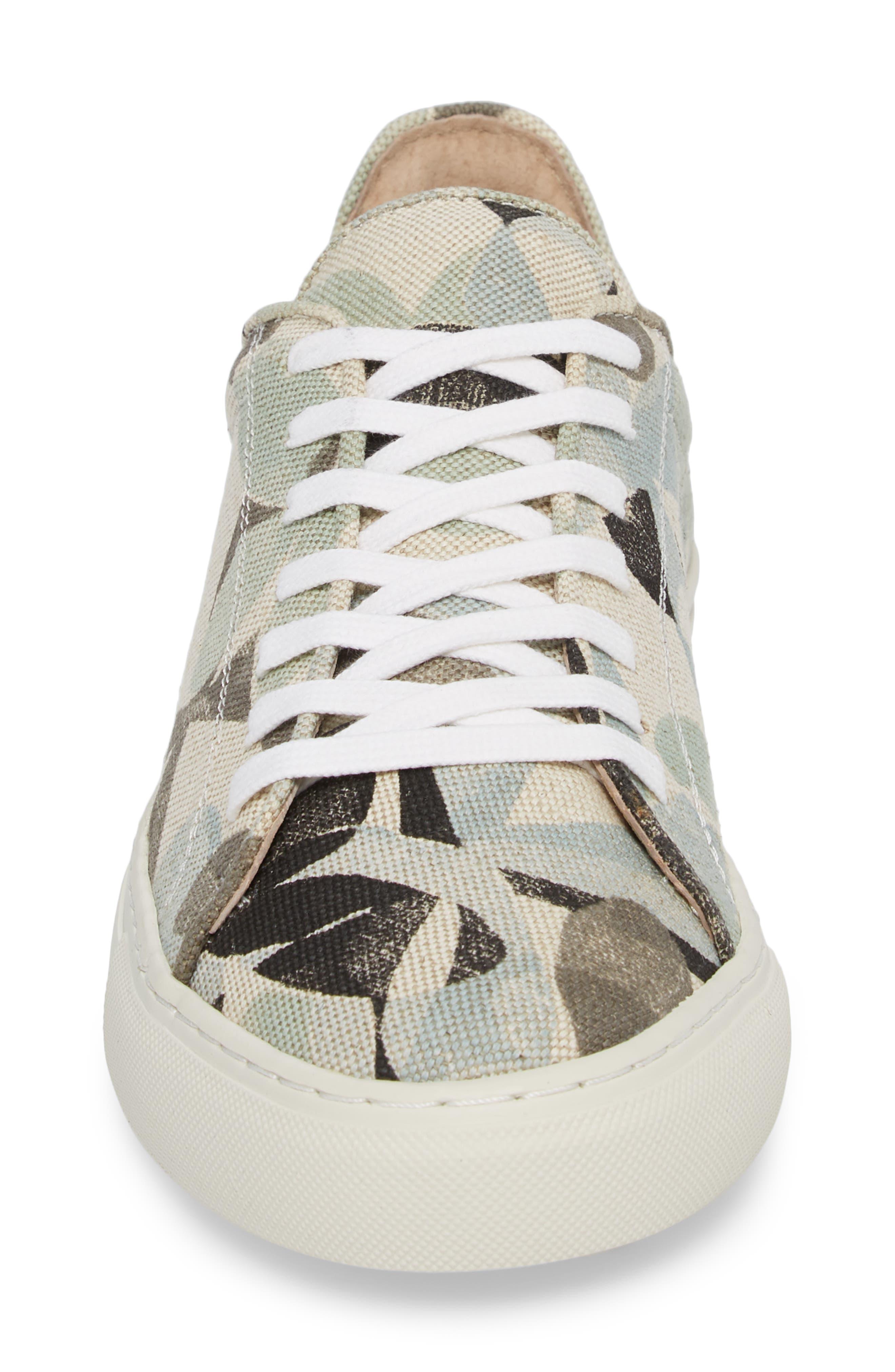 Mason Print Low Top Sneaker,                             Alternate thumbnail 15, color,
