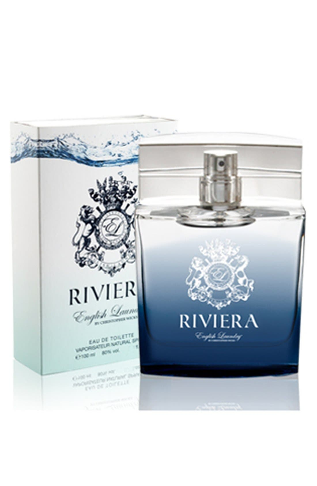 'Riviera' Eau de Toilette,                             Alternate thumbnail 2, color,                             000
