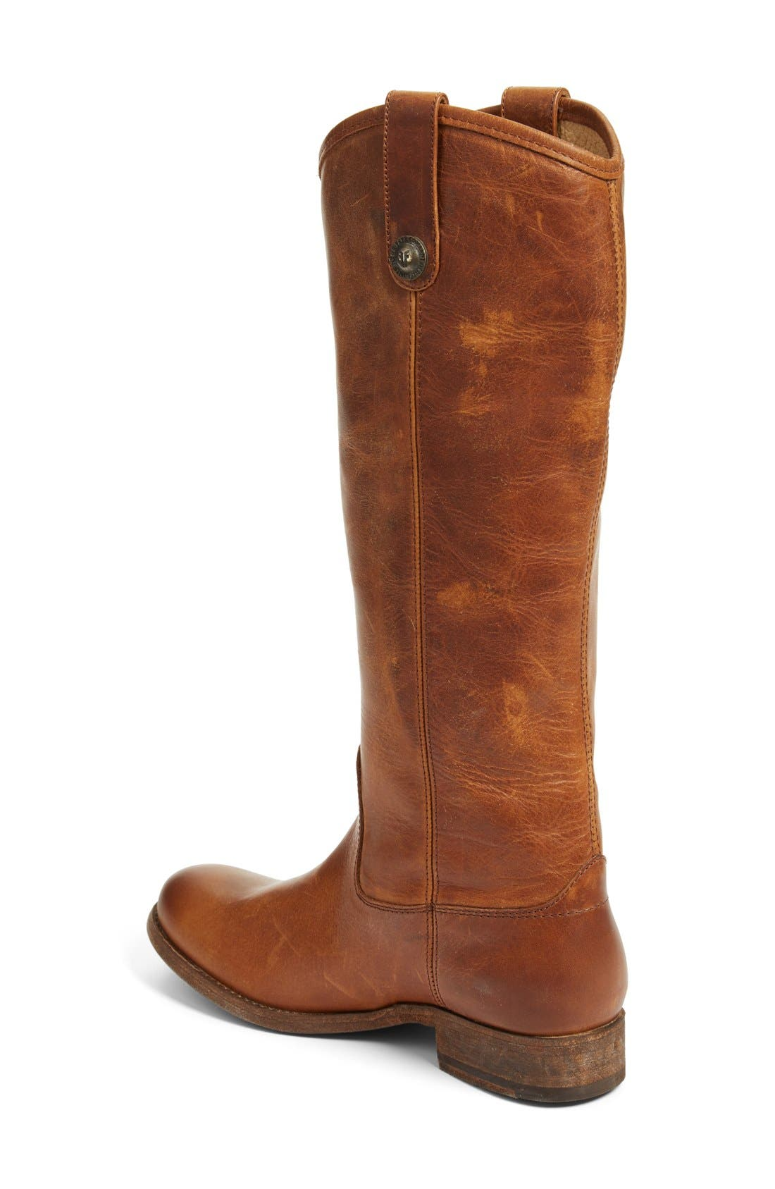 'Melissa Button' Leather Riding Boot,                             Alternate thumbnail 143, color,