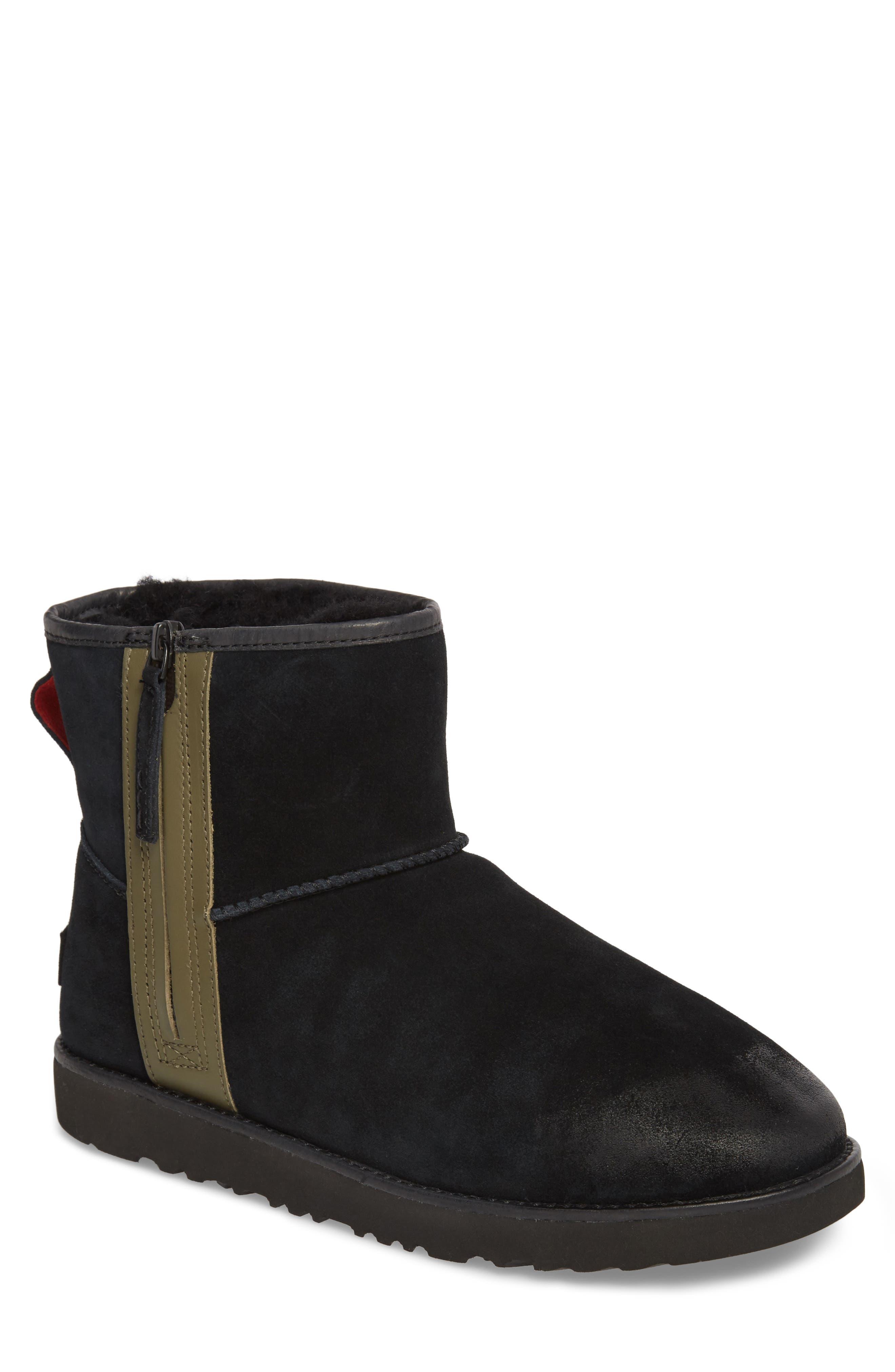 Ugg Mini Zip Waterproof Boot