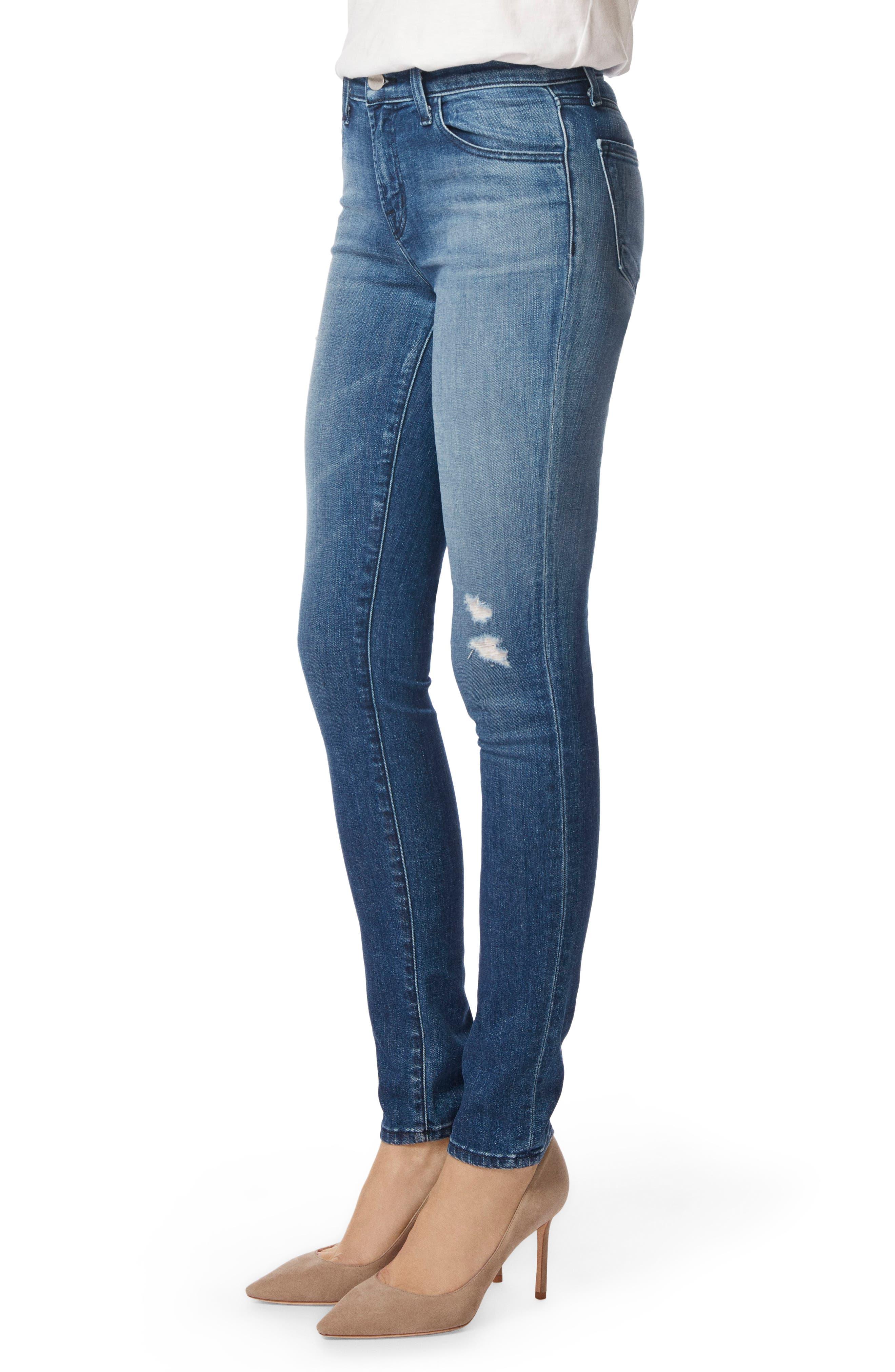 620 Mid Rise Super Skinny Jeans,                             Alternate thumbnail 11, color,
