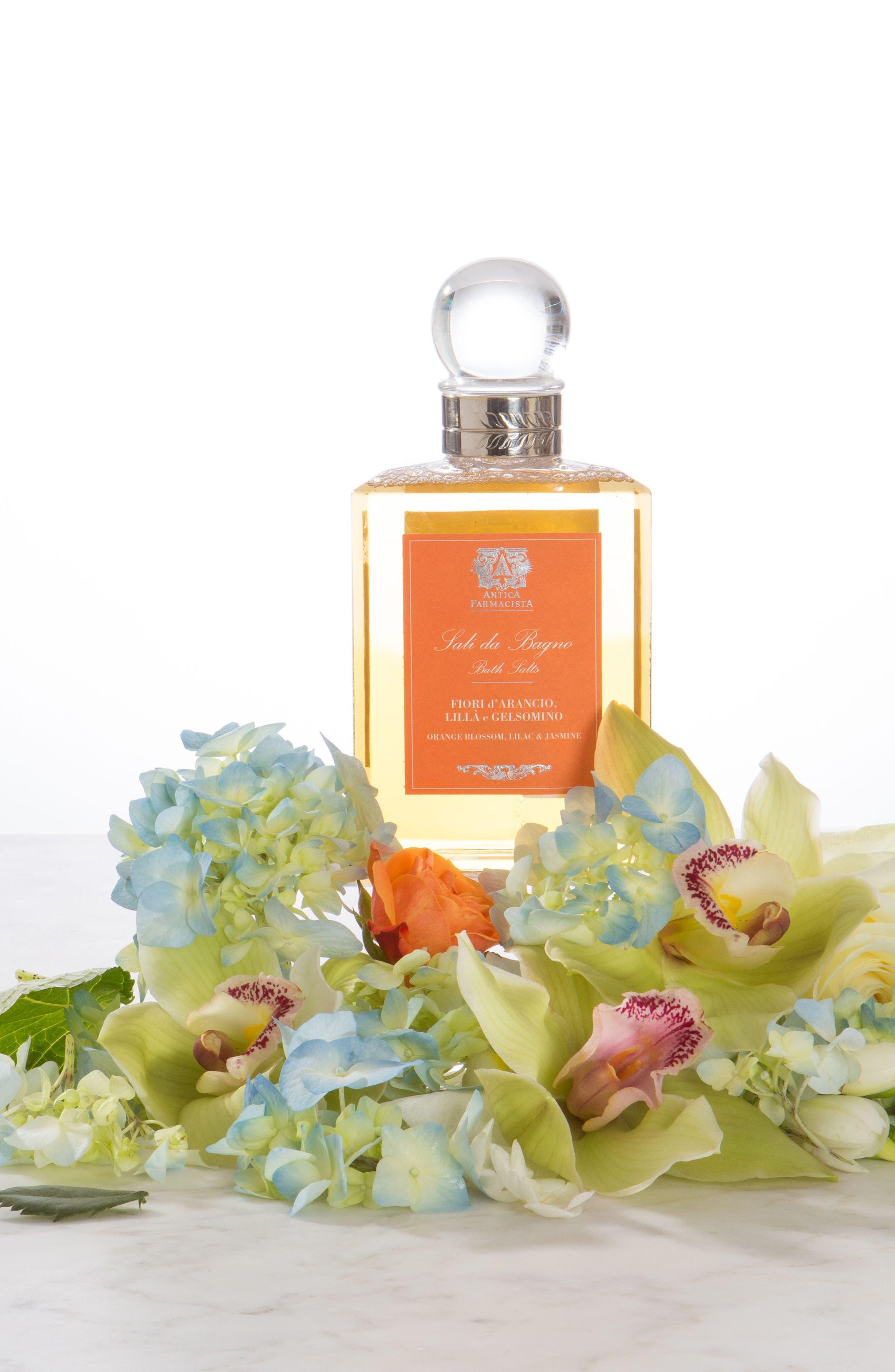 'Orange Blossom, Lilac & Jasmine' Bubble Bath,                             Alternate thumbnail 3, color,                             NO COLOR