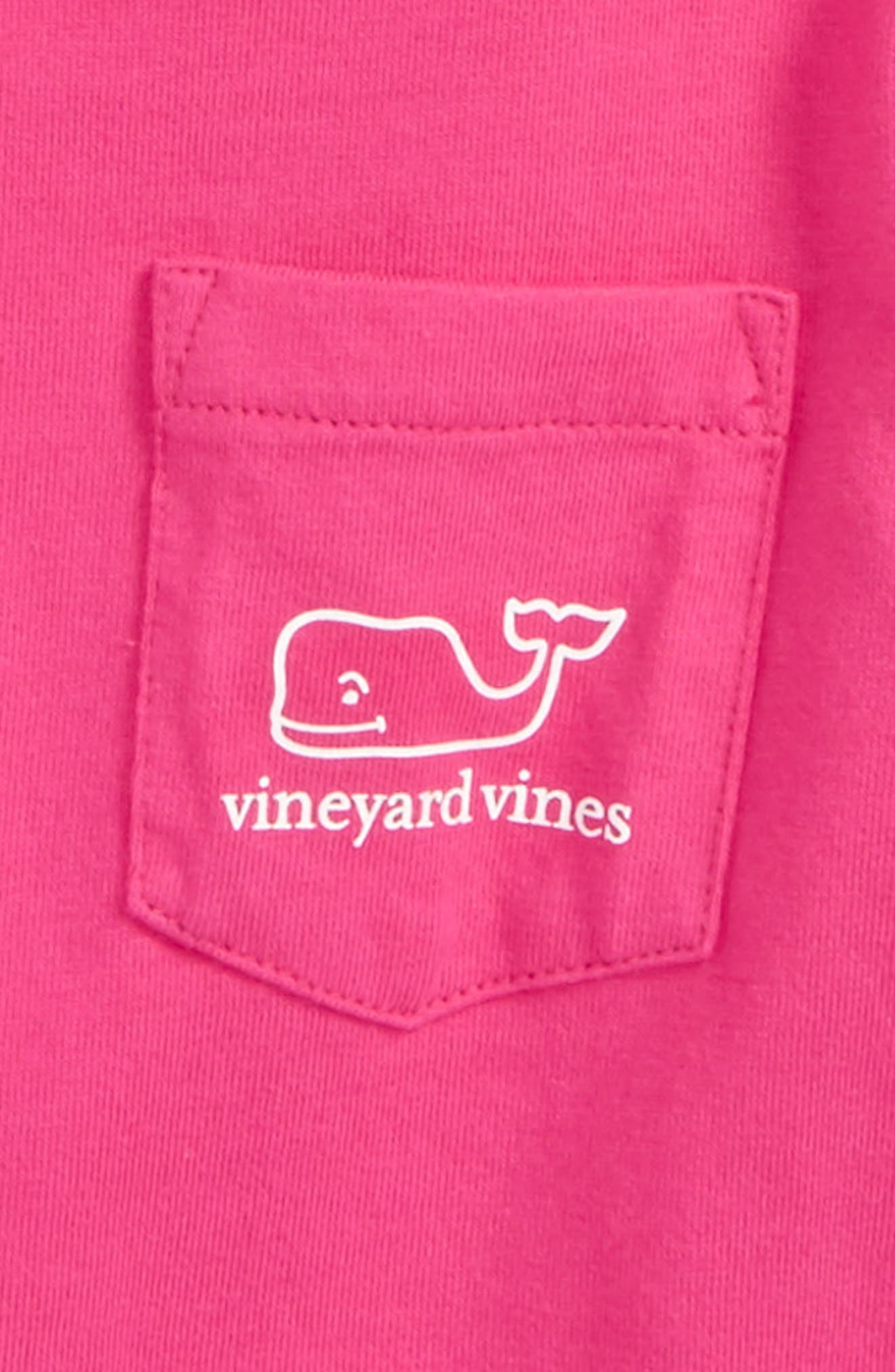 Whale Hooded Tee,                             Alternate thumbnail 3, color,                             658