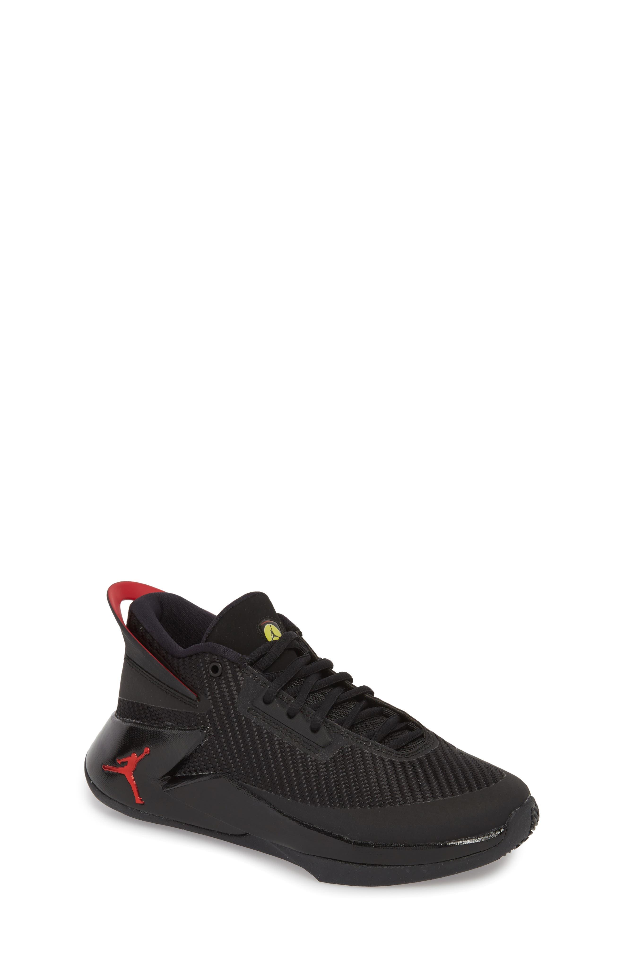Boys Nike Jordan Fly Lockdown Sneaker