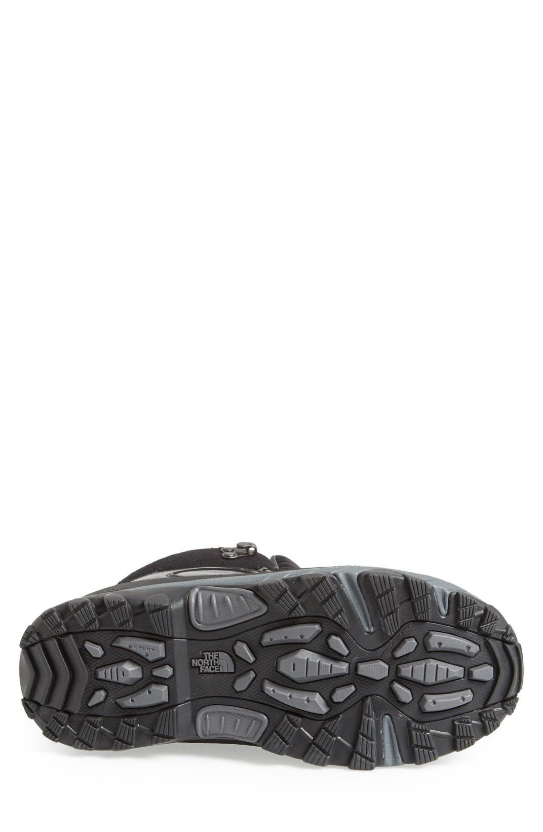 'Chilkat II Luxe' Snow Boot,                             Alternate thumbnail 2, color,                             001