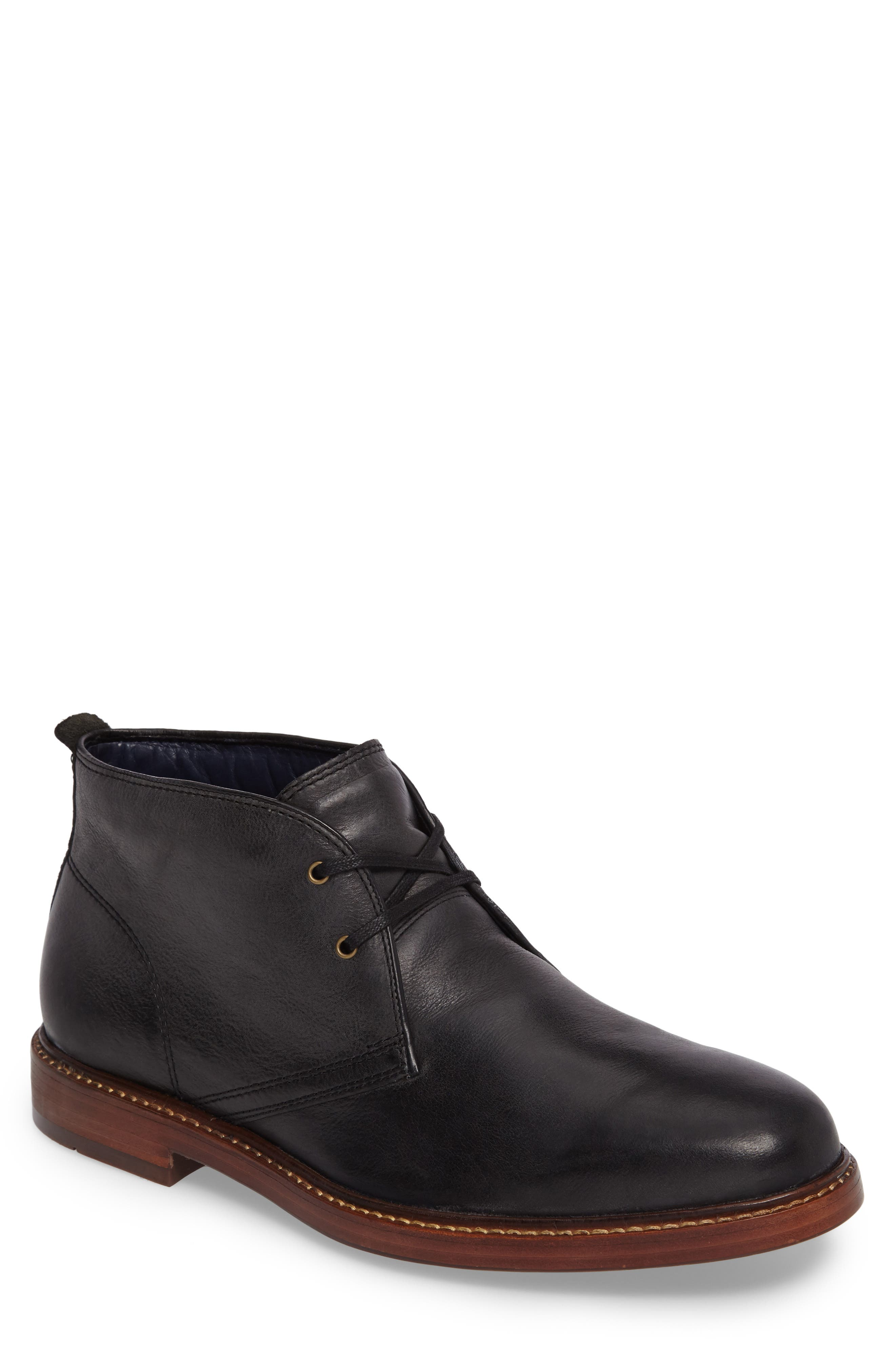 Cole Haan Tyler Chukka Boot, Black