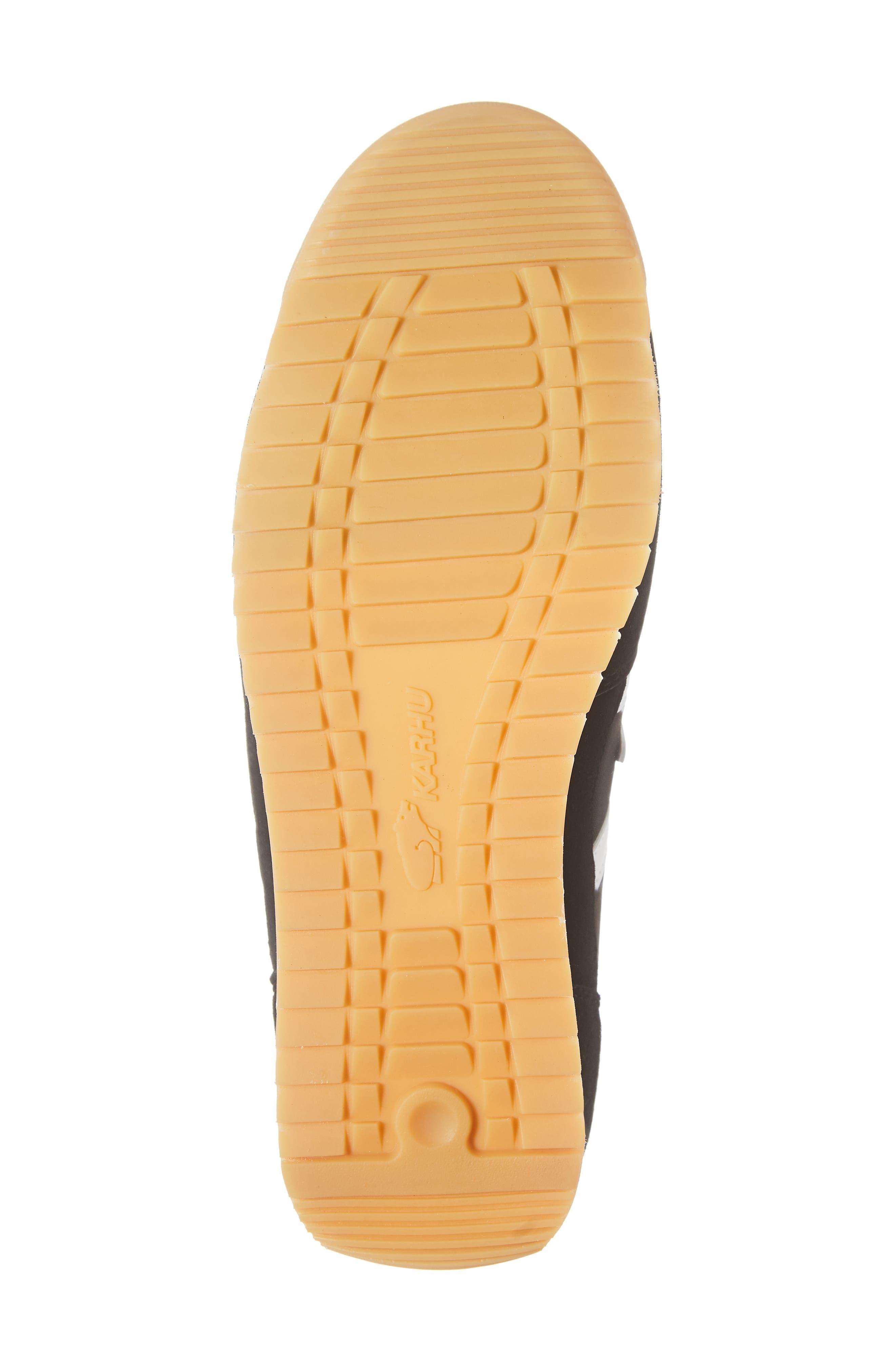 Championair Sneaker,                             Alternate thumbnail 6, color,                             BLACK/ WHITE