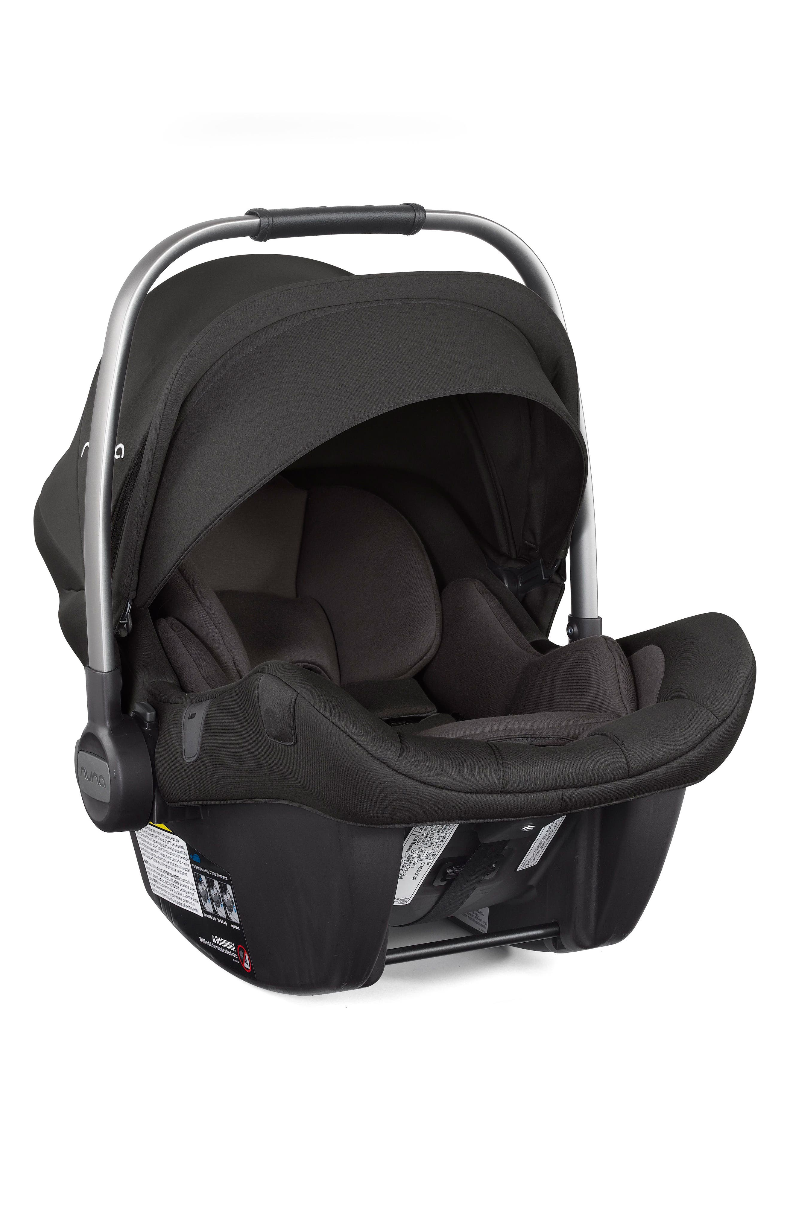 2017 PIPA<sup>™</sup> Lite LX Infant Car Seat & Base,                             Alternate thumbnail 3, color,                             STONE
