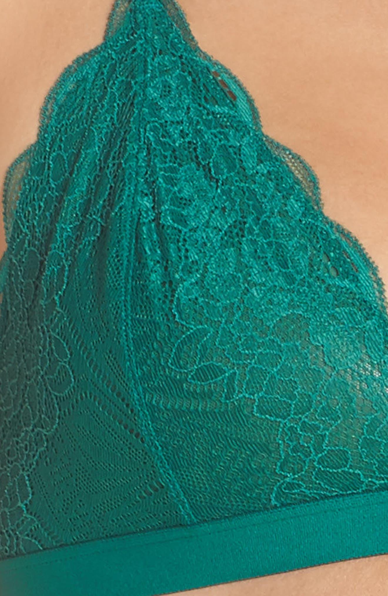 Lace Bralette,                             Alternate thumbnail 38, color,