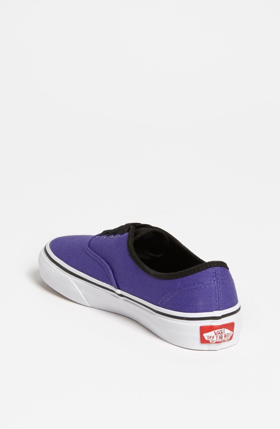 'Authentic' Sneaker,                             Alternate thumbnail 75, color,