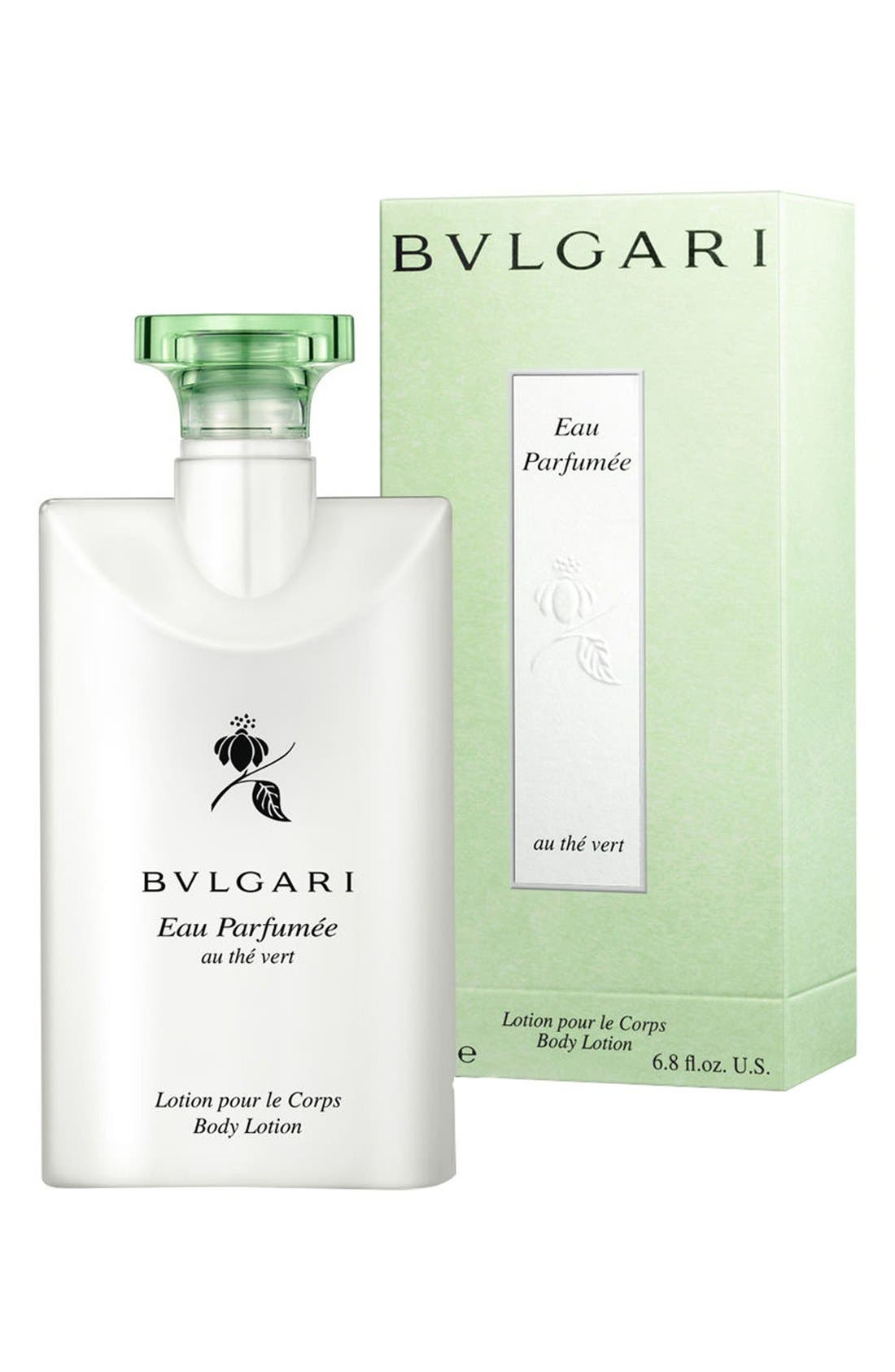 BVLGARI,                             'Eau Parfumée au thé Vert' Body Lotion,                             Alternate thumbnail 5, color,                             NO COLOR