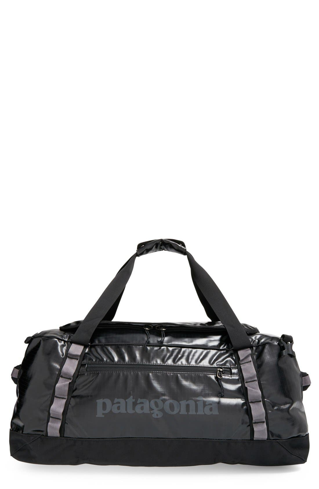 PATAGONIA 'Black Hole<sup>™</sup>' Duffel Bag, Main, color, 001