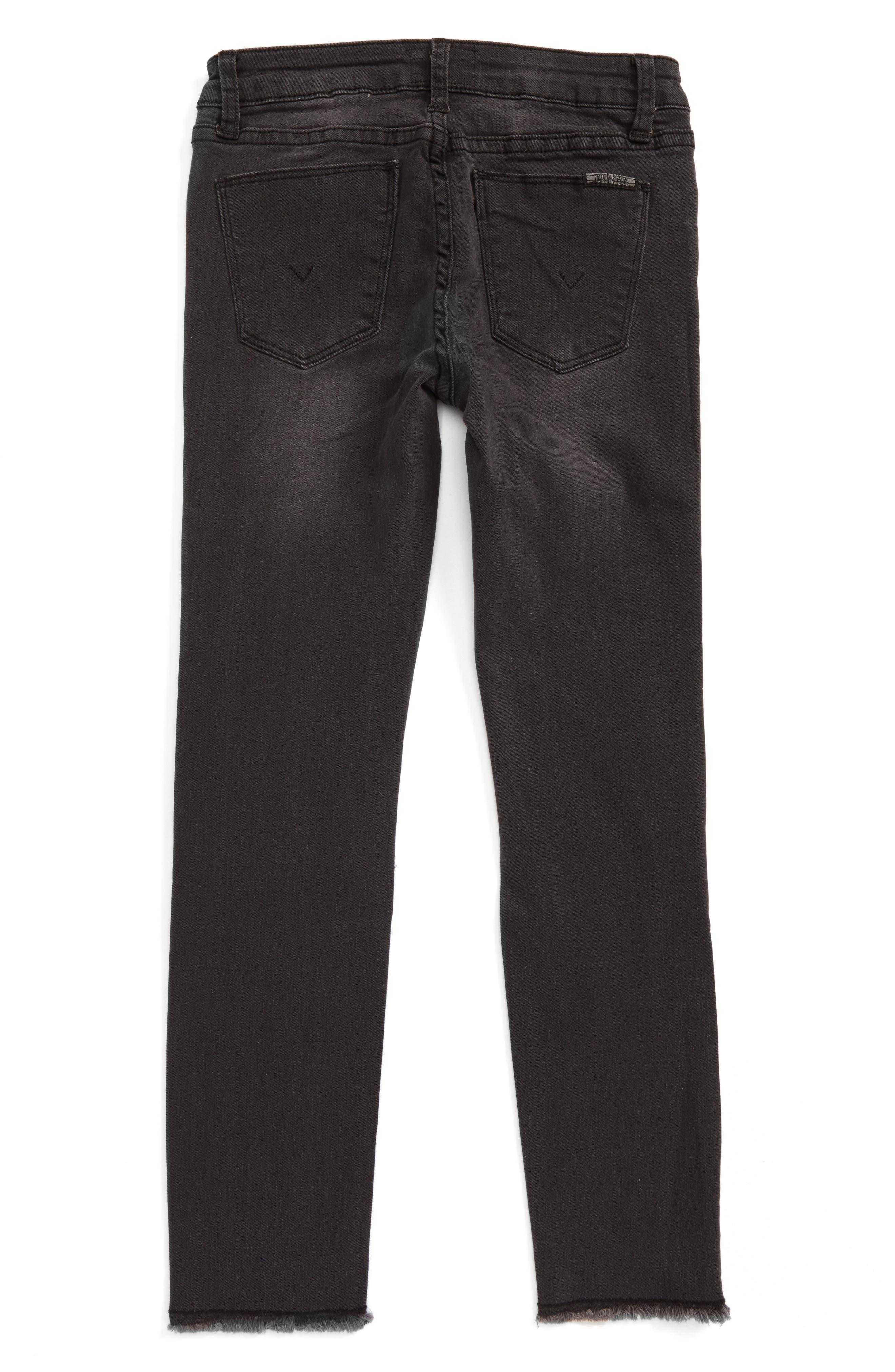 Black Iris Skinny Jeans,                             Alternate thumbnail 2, color,                             008