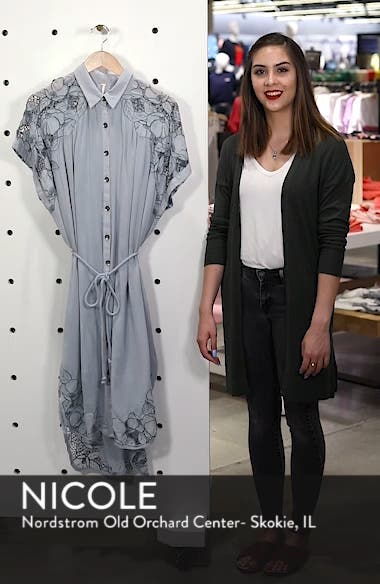 Cut It Out Midi Shirtdress, sales video thumbnail