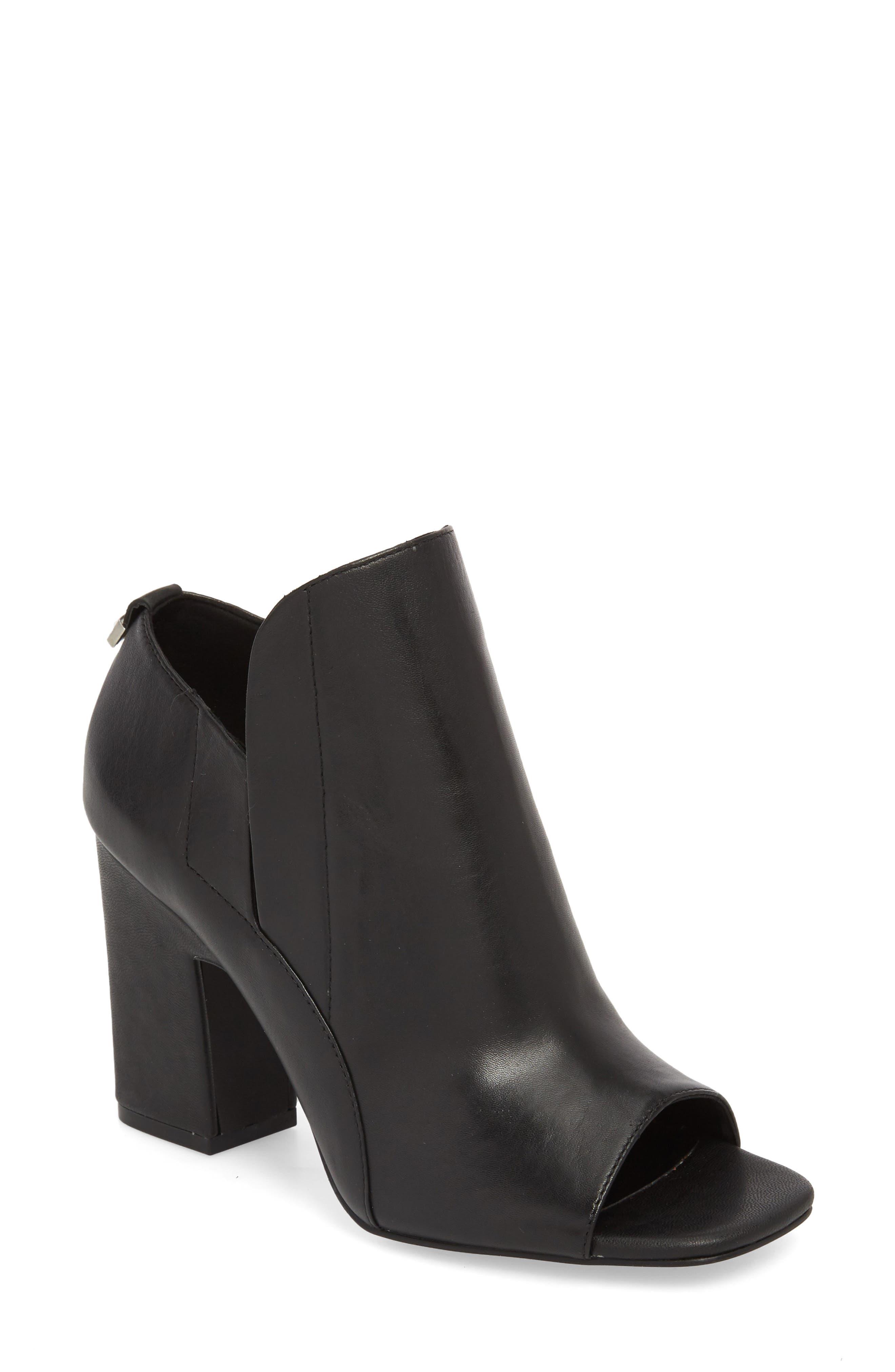 Calvin Klein Remy Bootie, Black