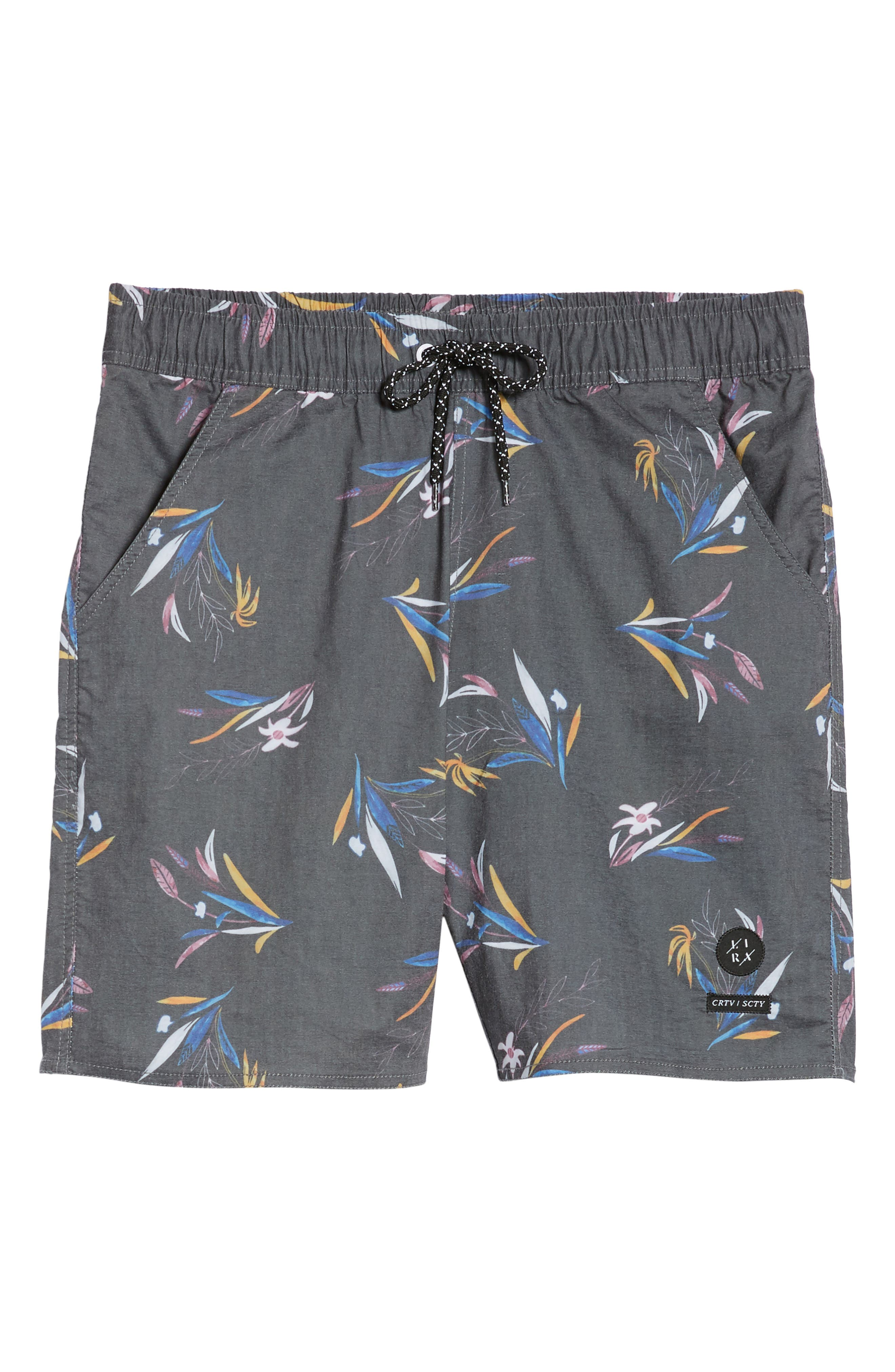Swelter Board Shorts,                             Alternate thumbnail 6, color,