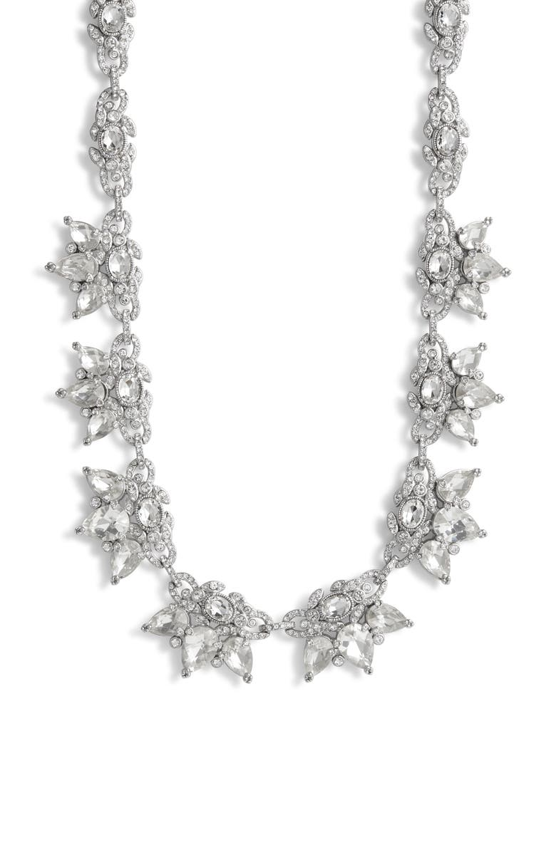 Jenny Packham CRYSTAL COLLAR NECKLACE