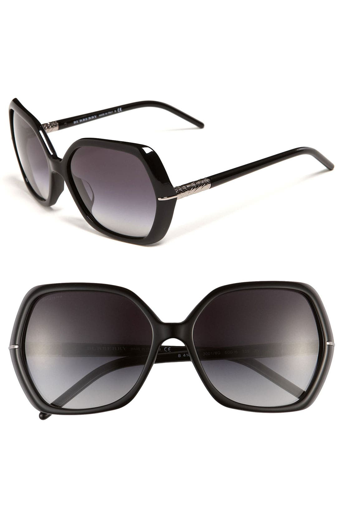 Oversized Sunglasses,                         Main,                         color, 001