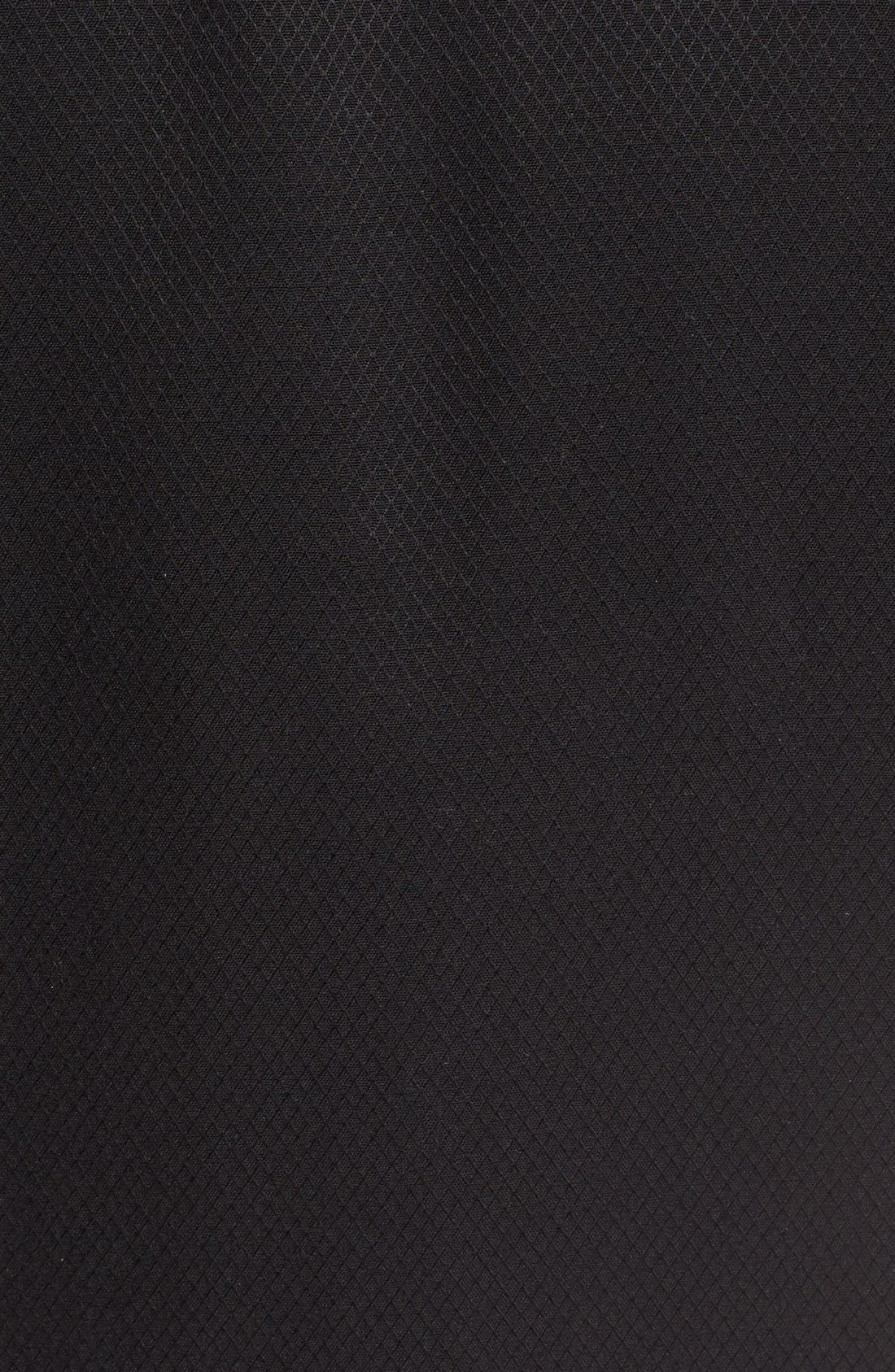 'Honeycomb' Regular Fit Short Sleeve Textured Sport Shirt,                             Alternate thumbnail 15, color,