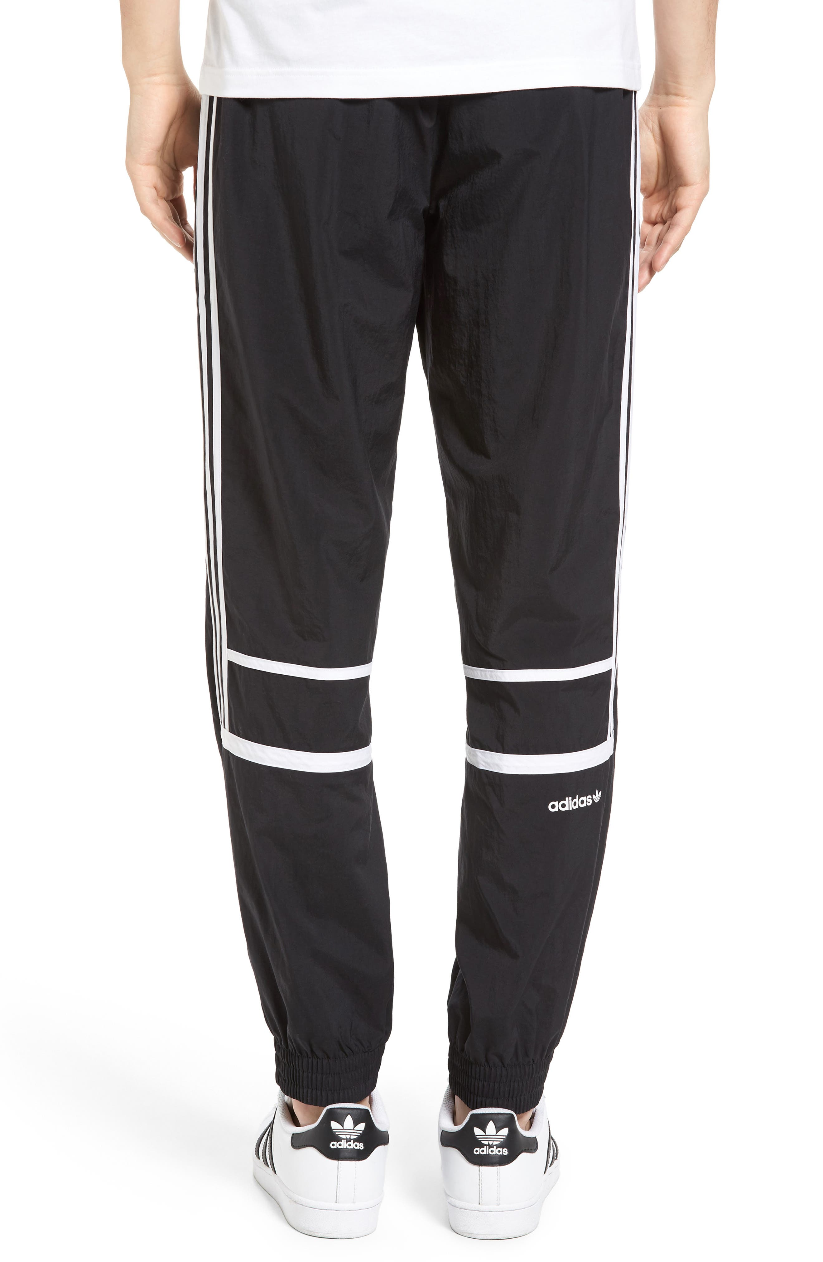 ADIDAS ORIGINALS,                             CLR84 Track Pants,                             Main thumbnail 1, color,                             001