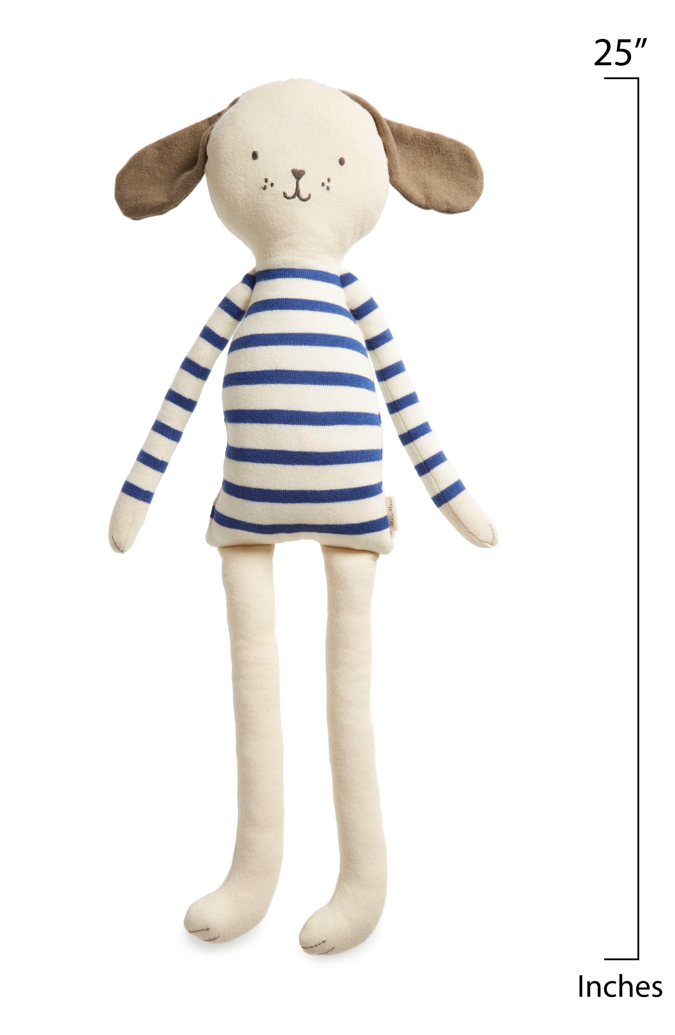 Knit Organic Cotton Dog Cushion/Toy,                             Alternate thumbnail 2, color,                             400