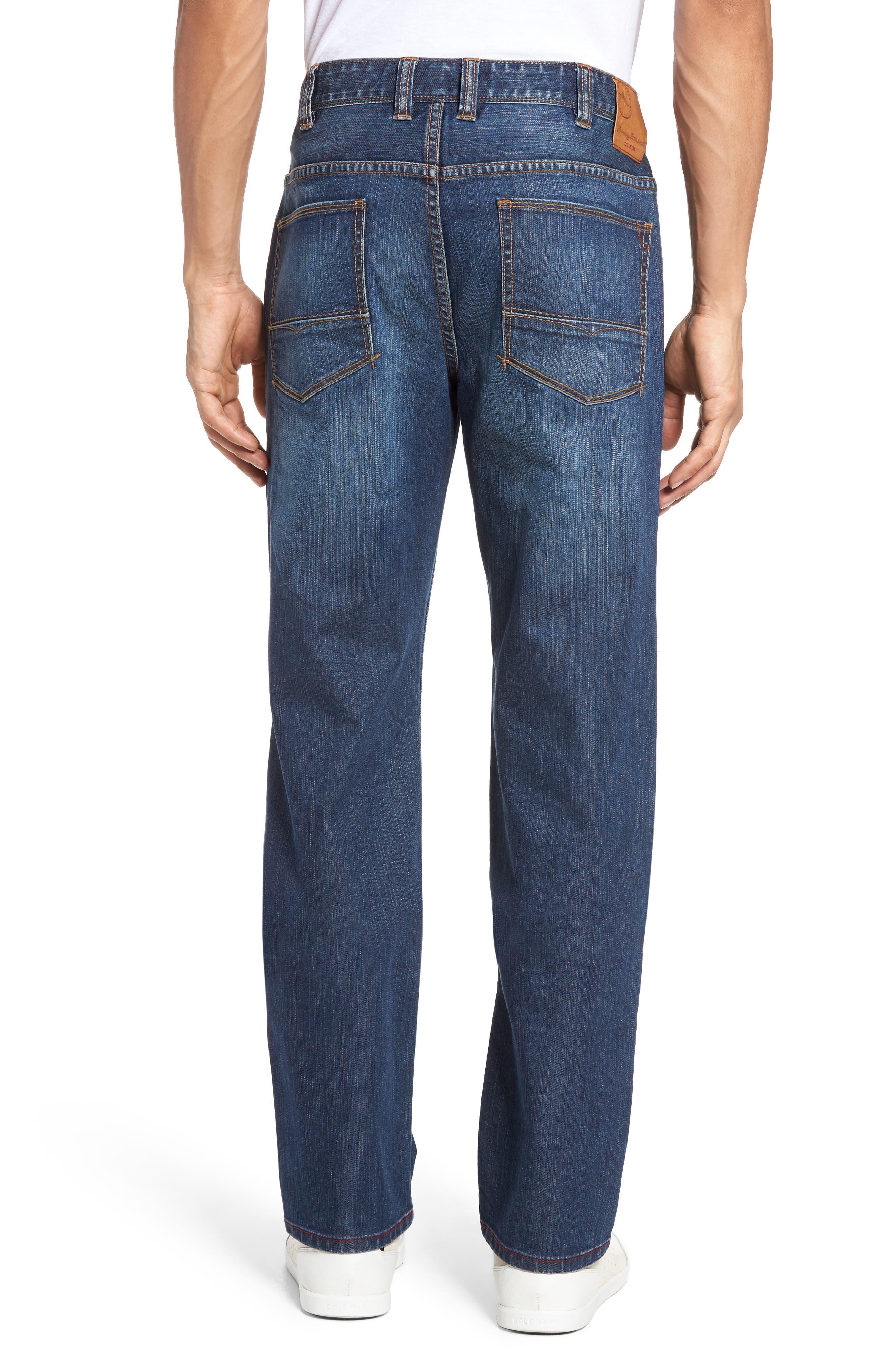 Sorrento Straight Leg Jeans,                             Alternate thumbnail 2, color,                             400