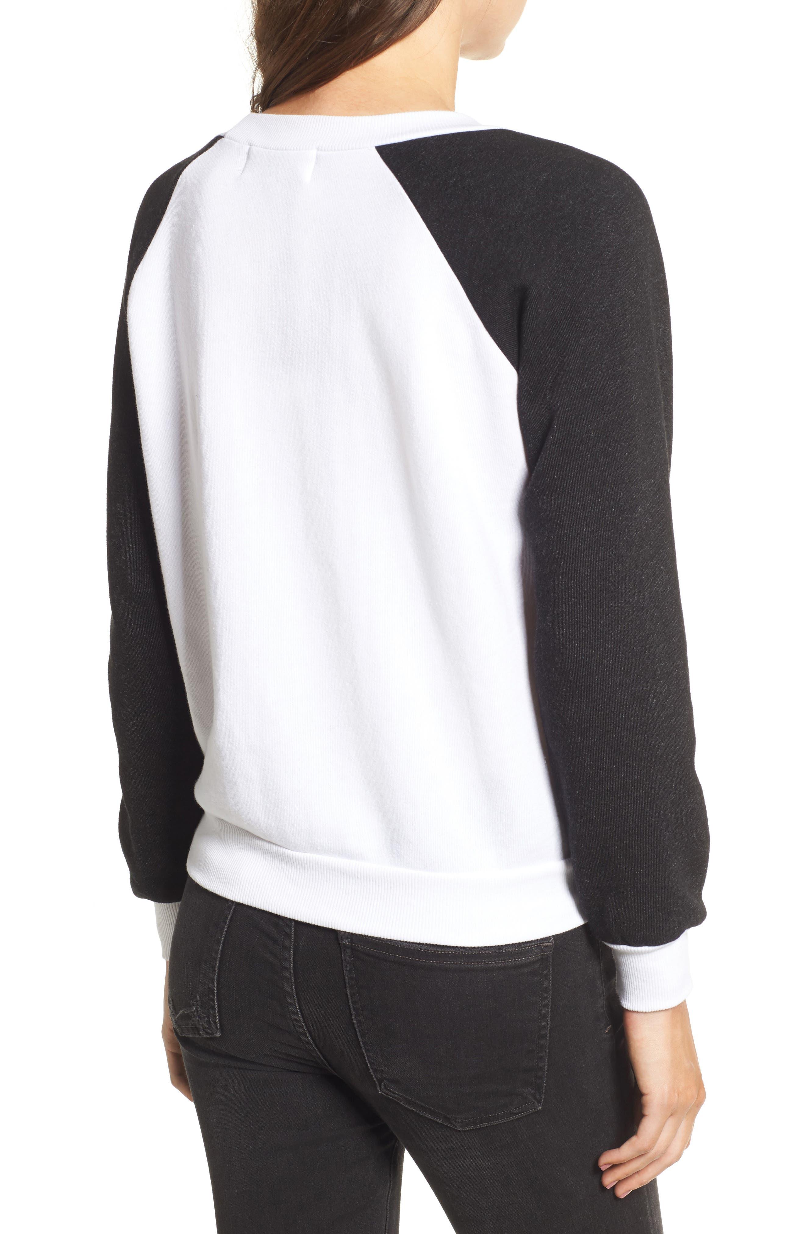 Snow Bum Sweatshirt,                             Alternate thumbnail 2, color,