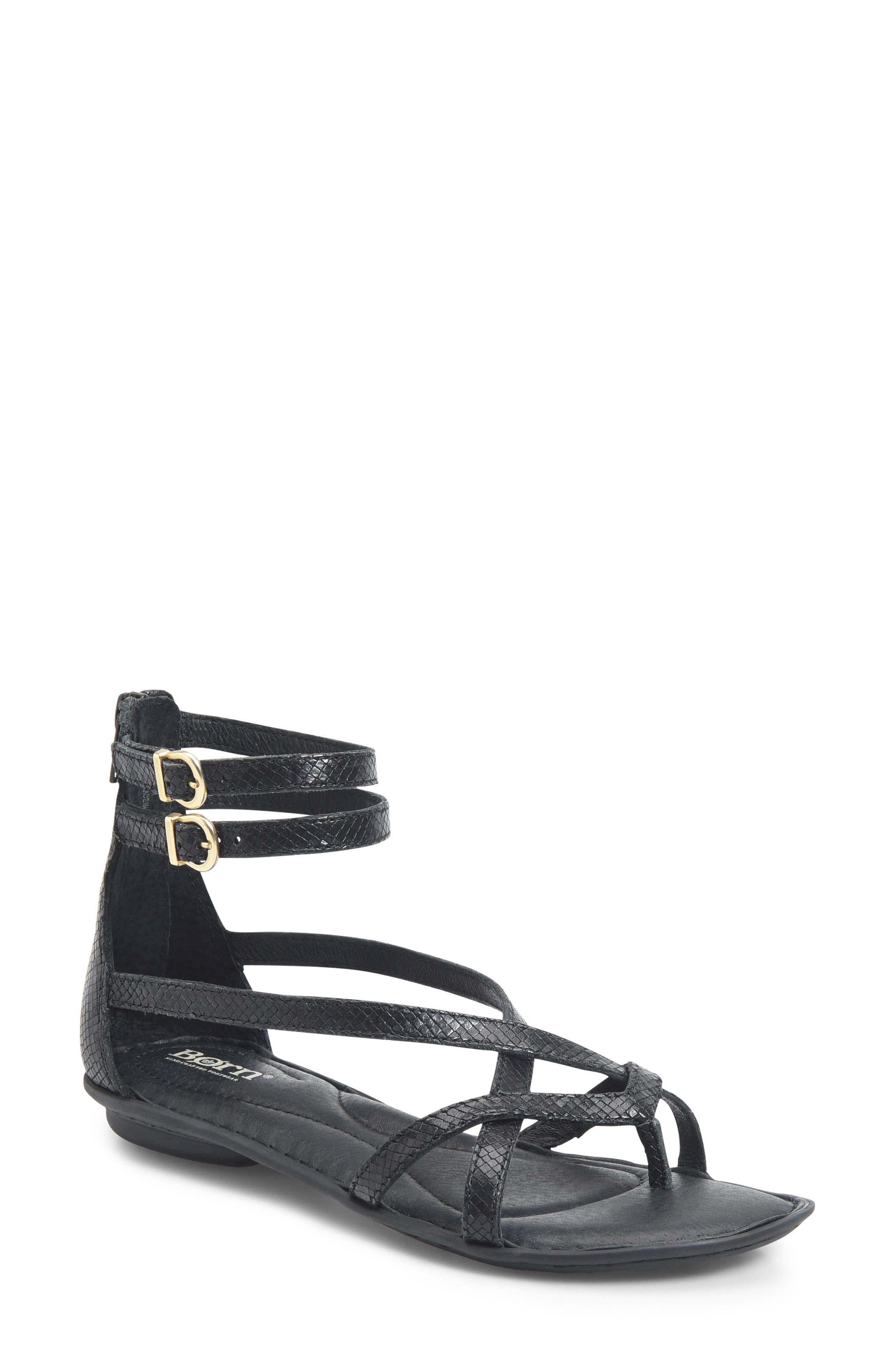 Mai Gladiator Sandal,                         Main,                         color, 001