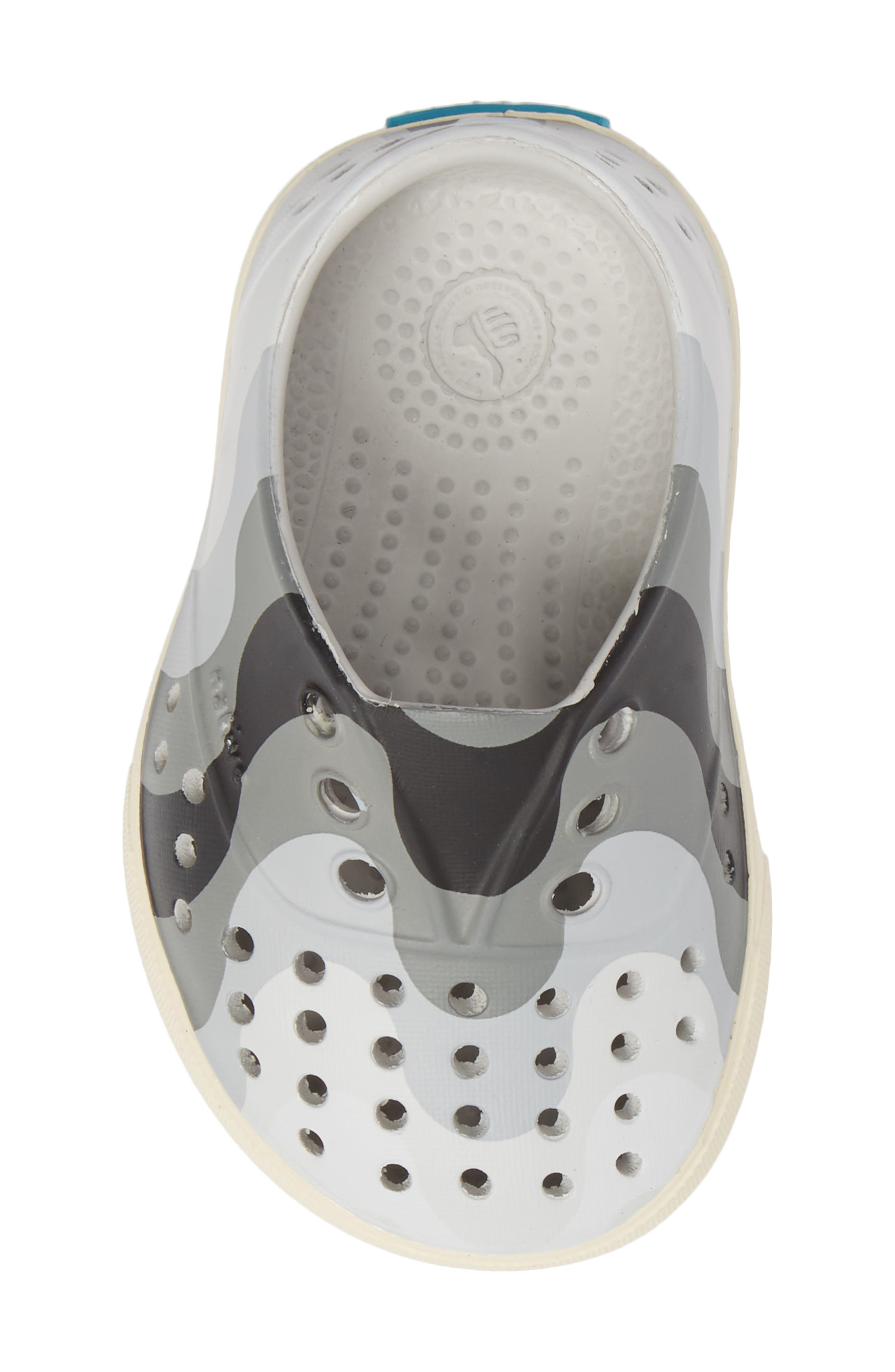 NATIVE SHOES,                             'Miller' Water Friendly Perforated Sneaker,                             Alternate thumbnail 5, color,                             022