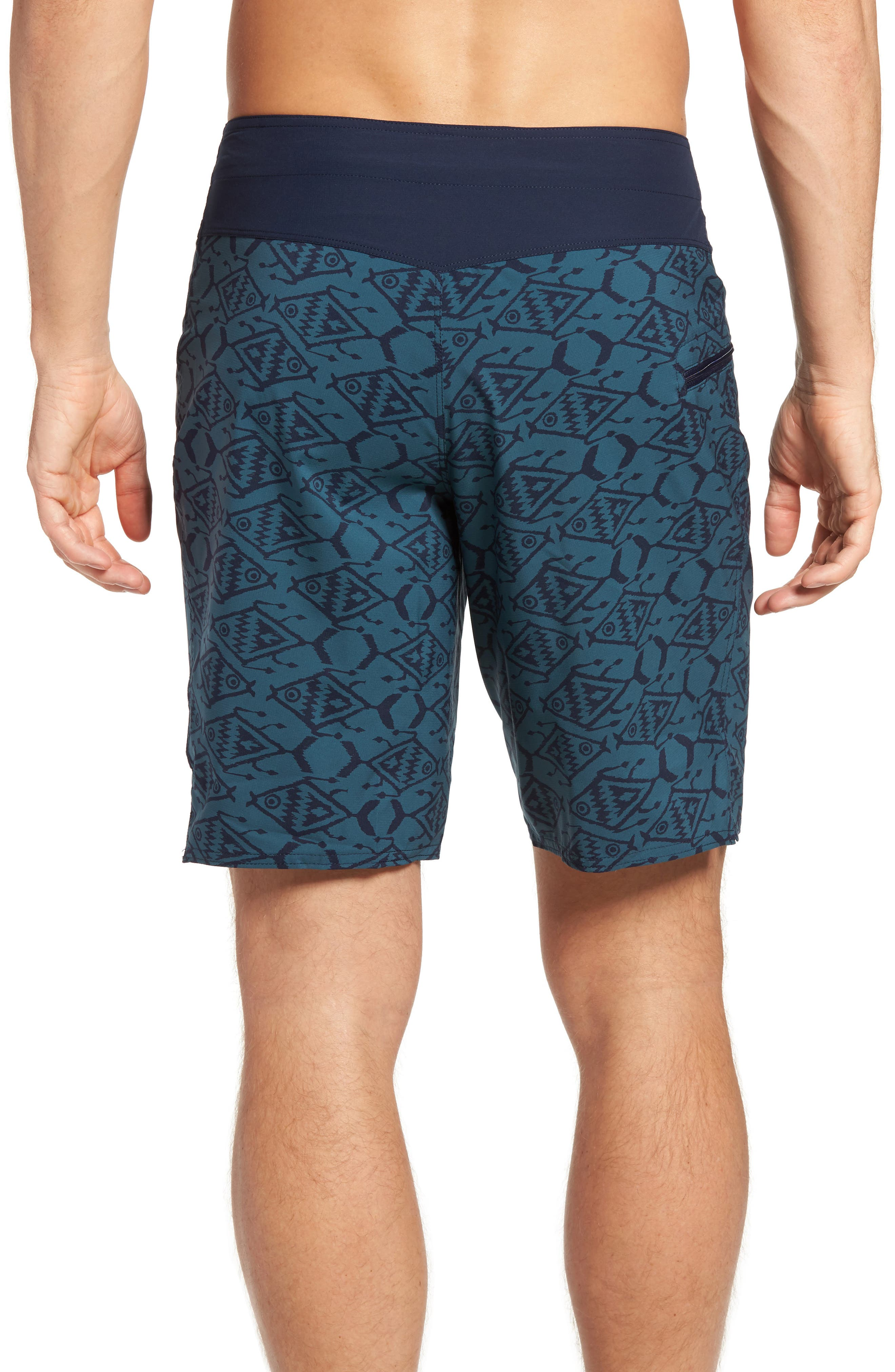 Stretch Planing Board Shorts,                             Alternate thumbnail 10, color,