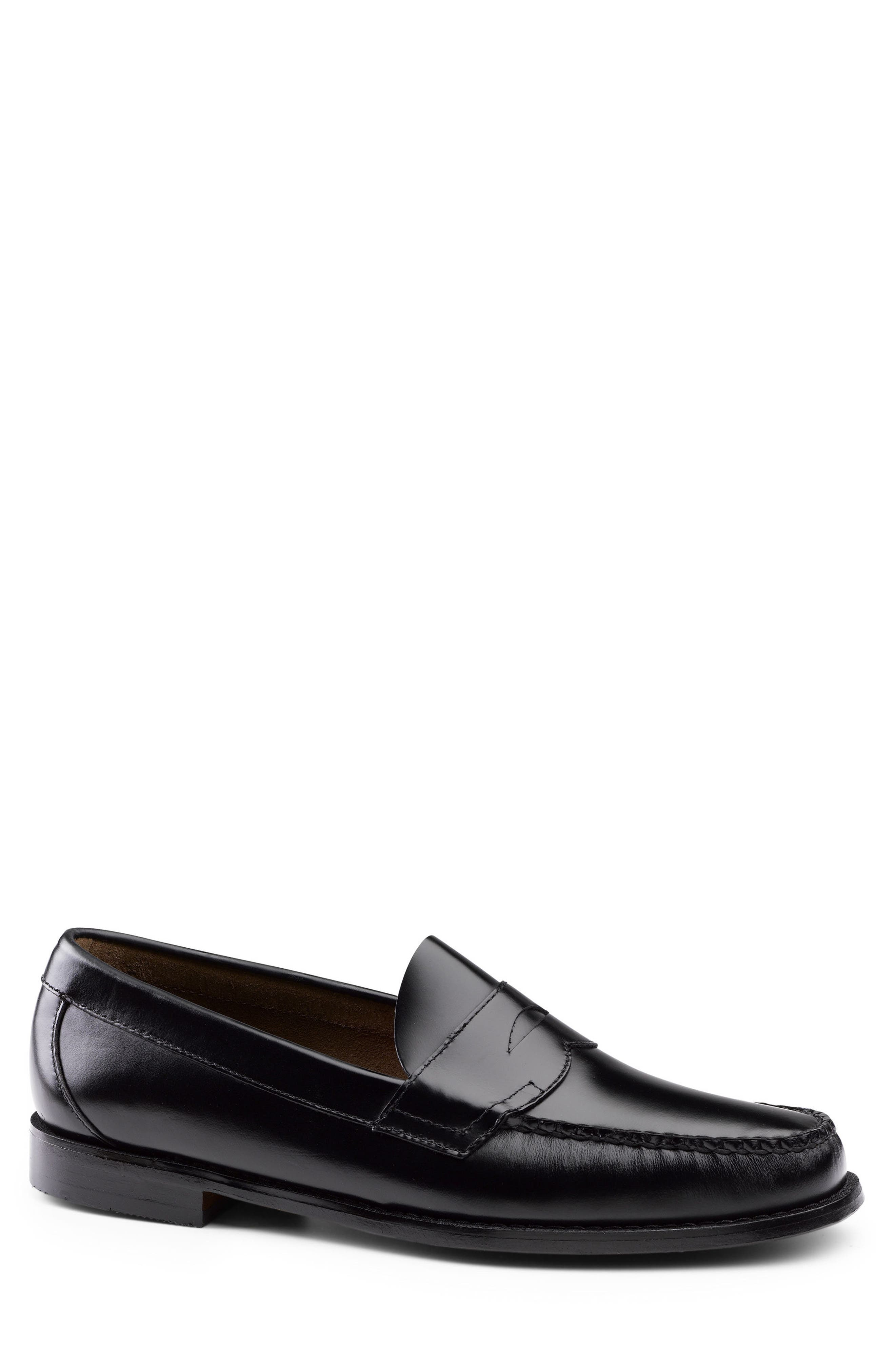 Logan Penny Loafer,                             Alternate thumbnail 6, color,                             001