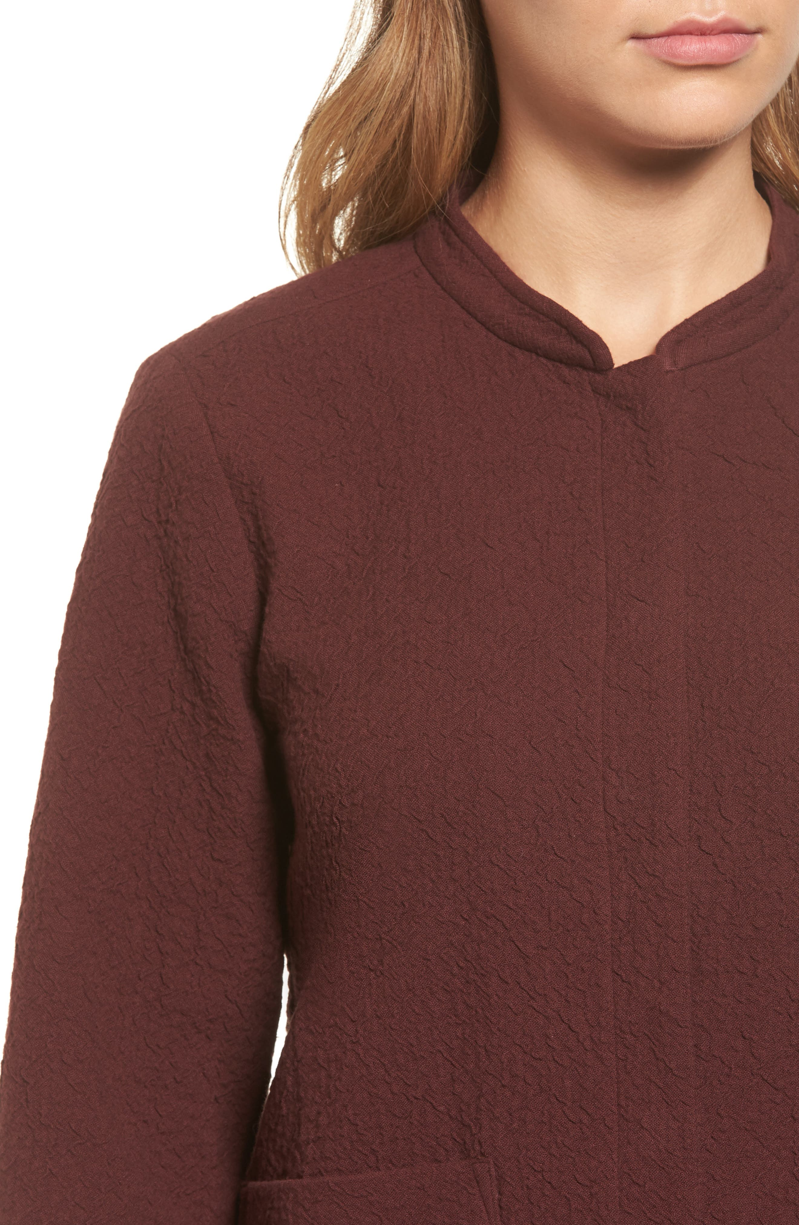 Organic Cotton Jacket,                             Alternate thumbnail 4, color,                             623