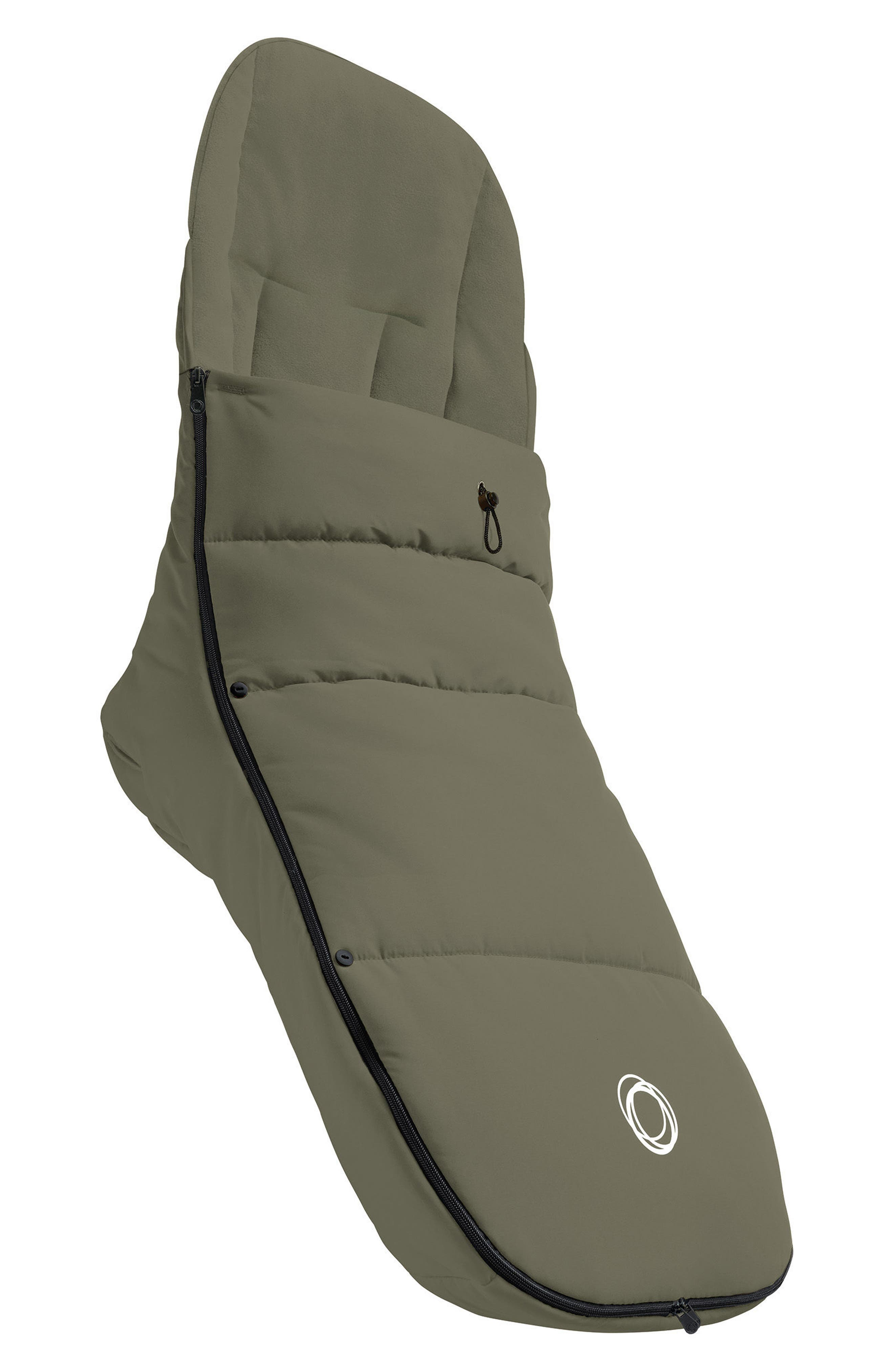 Stroller Footmuff,                             Main thumbnail 1, color,                             OLIVE GREEN